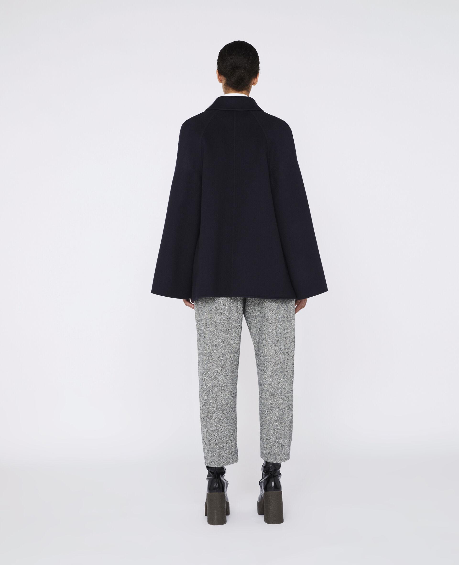 Hose aus Wolle Dawson-Grau-large image number 2