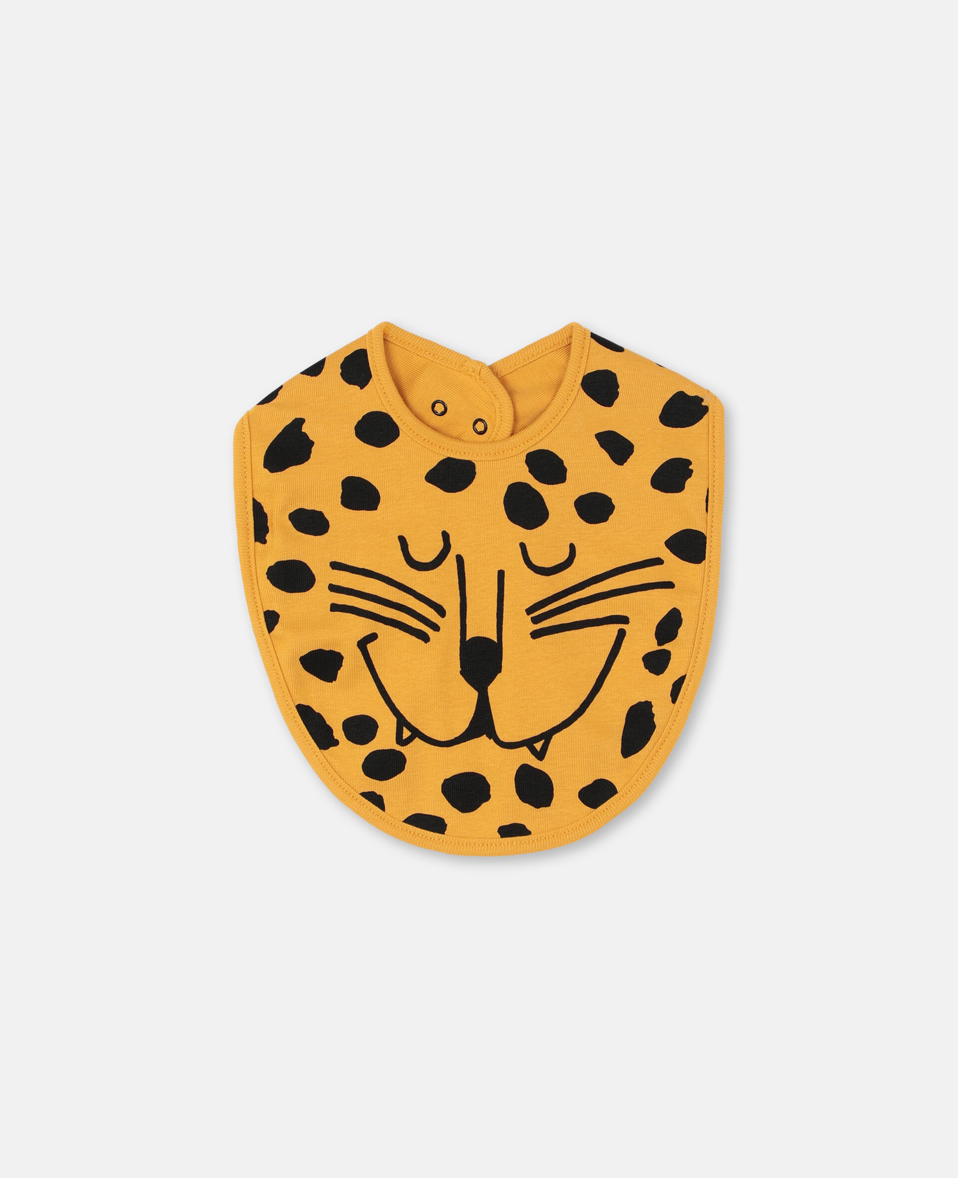 Wild Cats Jersey Rib Bibs Set -Multicolour-large image number 1