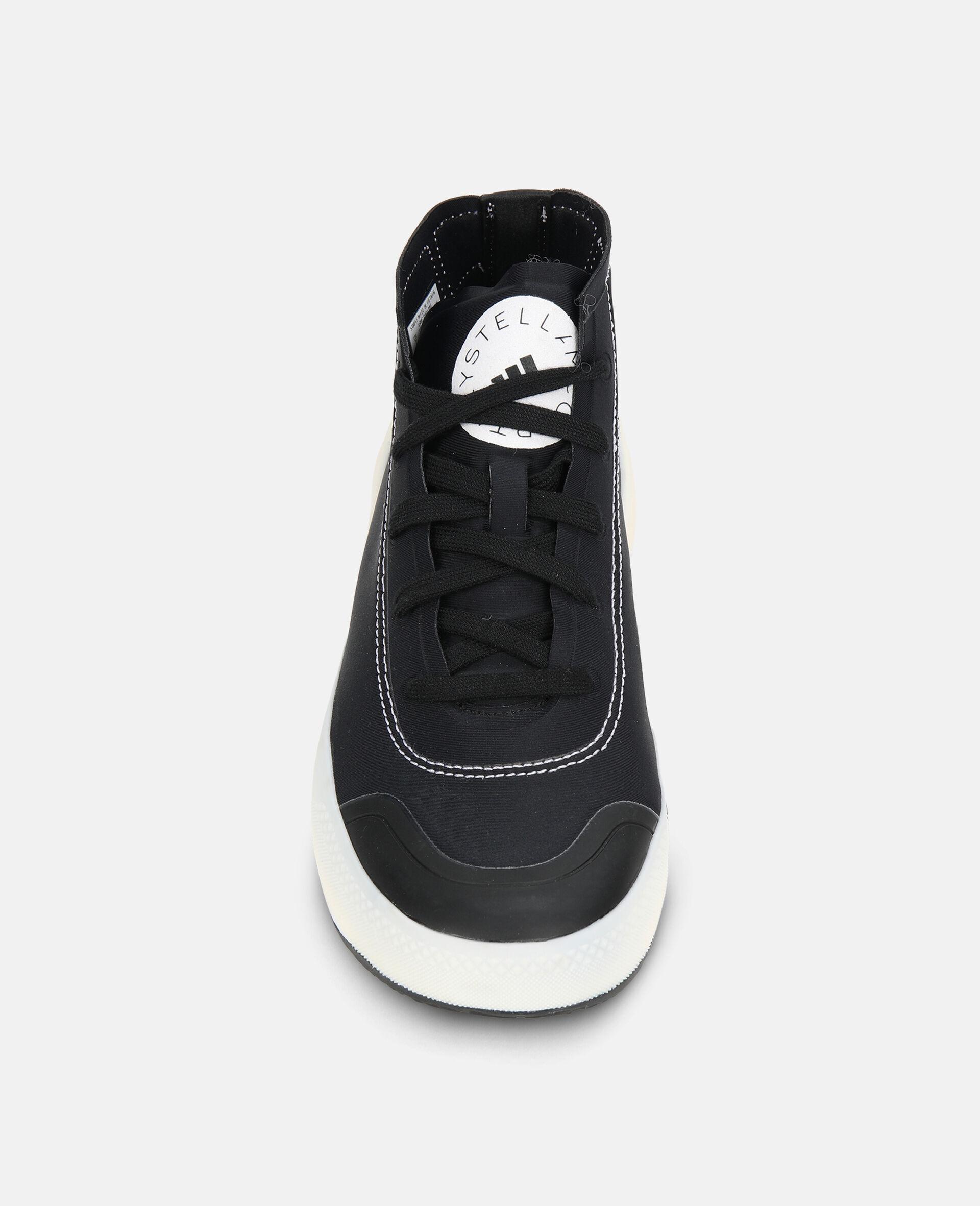 Schwarze Boost Treino Sneaker-Schwarz-large image number 4