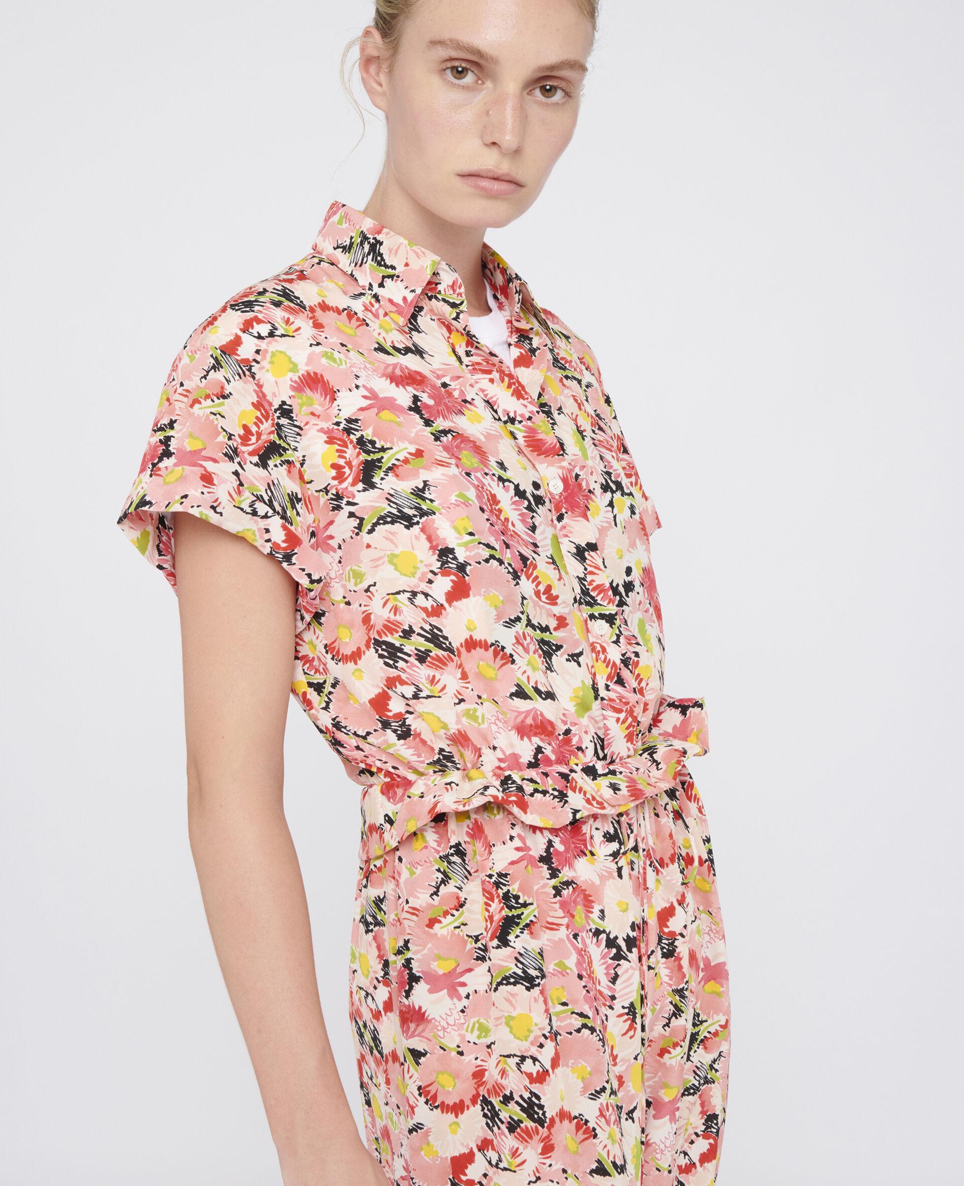 Johanna Silk Jumpsuit-Multicolour-large image number 3