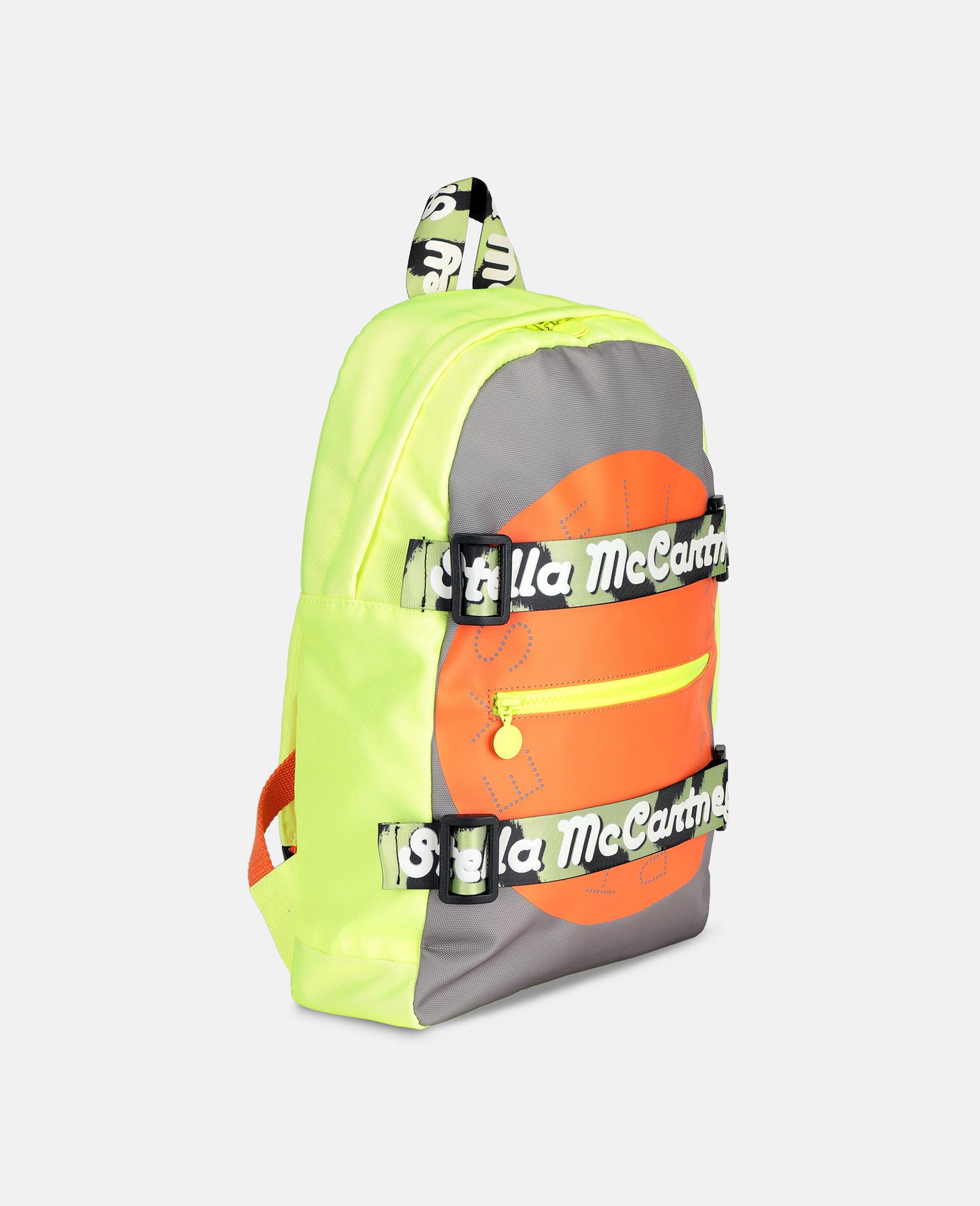Logo Sport Backpack -Grey-large image number 1