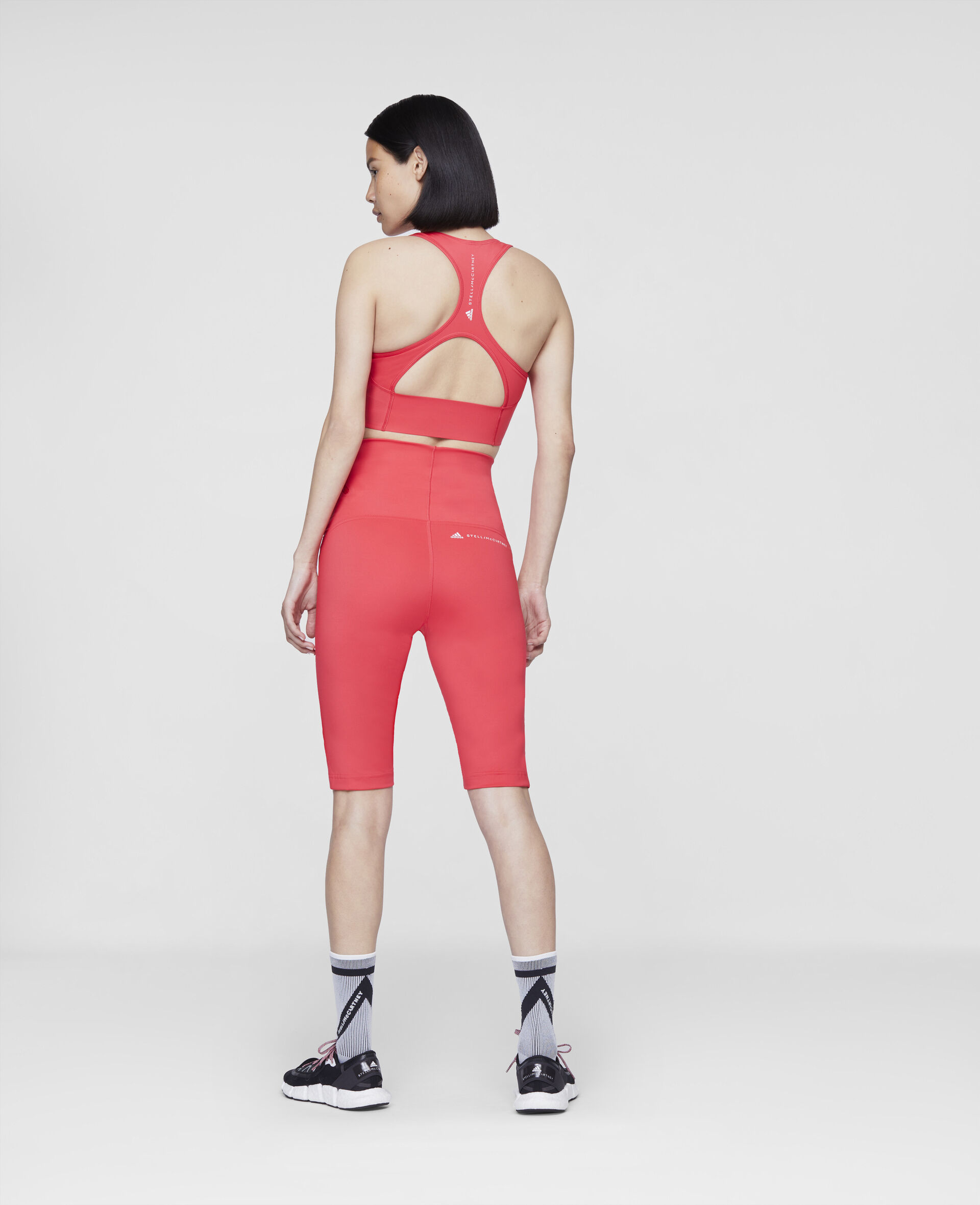 Active Pink TruePurpose Cycling Tights-Pink-large image number 2