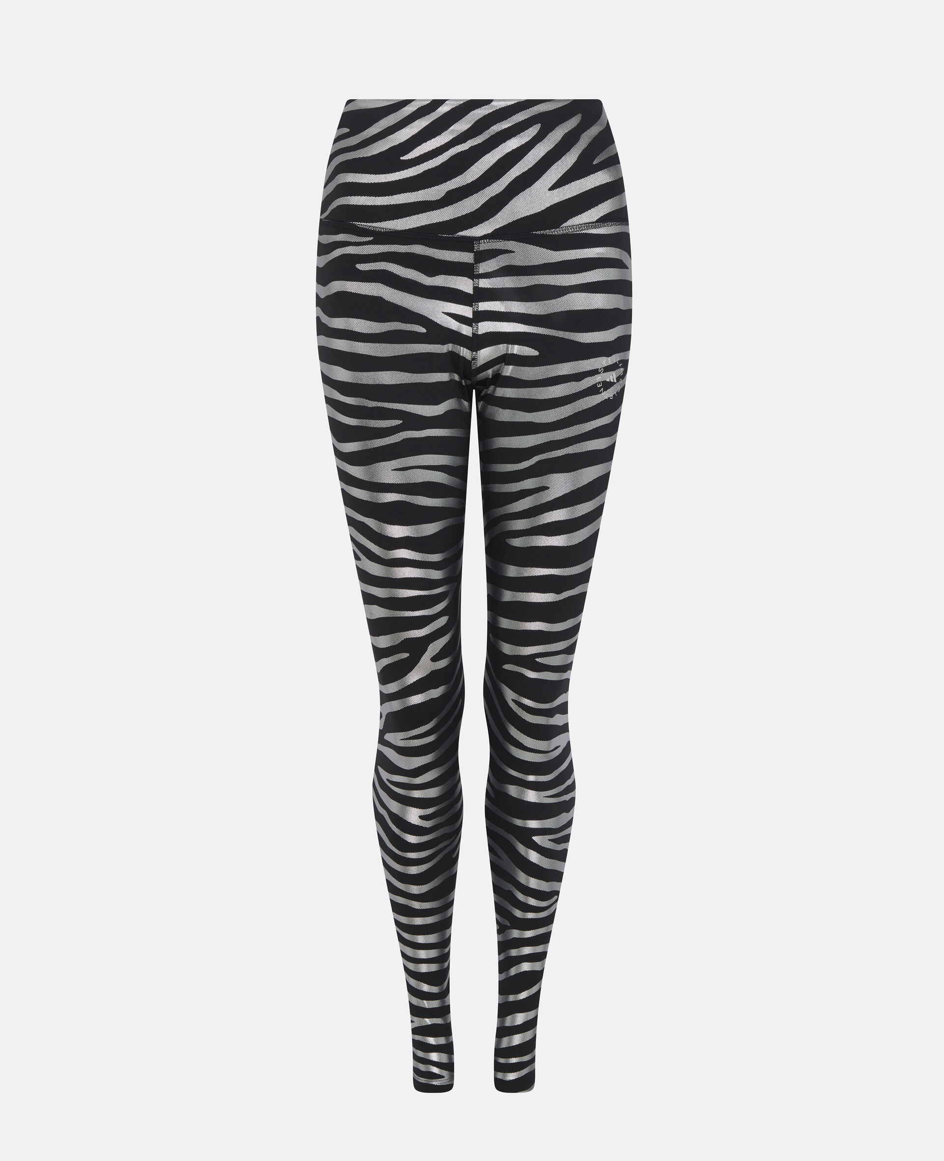 Printed Running Tights-Multicolour-large image number 0