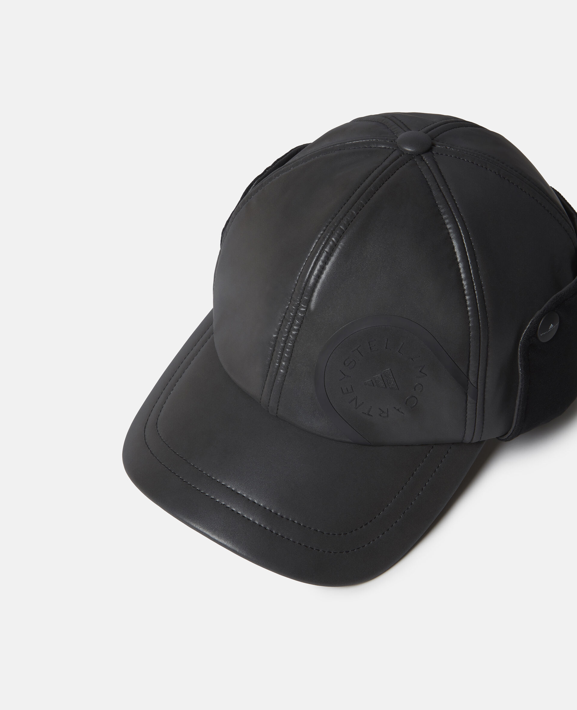 Padded Cap-Multicolour-large image number 1