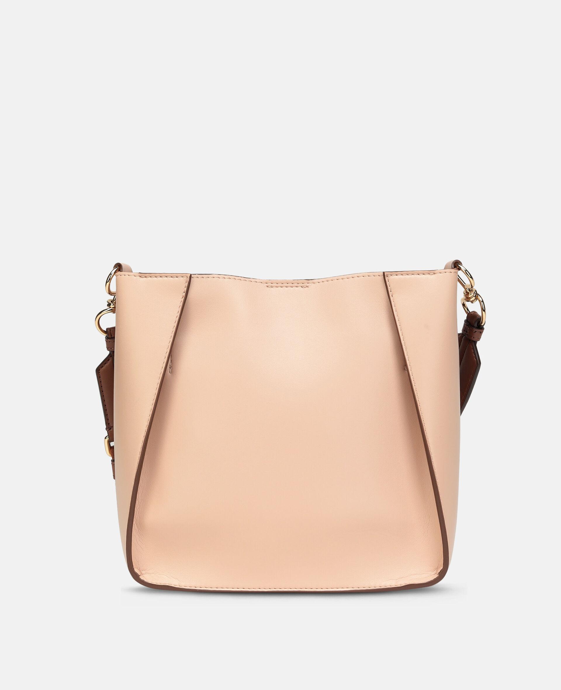 Stella Logo Shoulder Bag-Pink-large image number 2