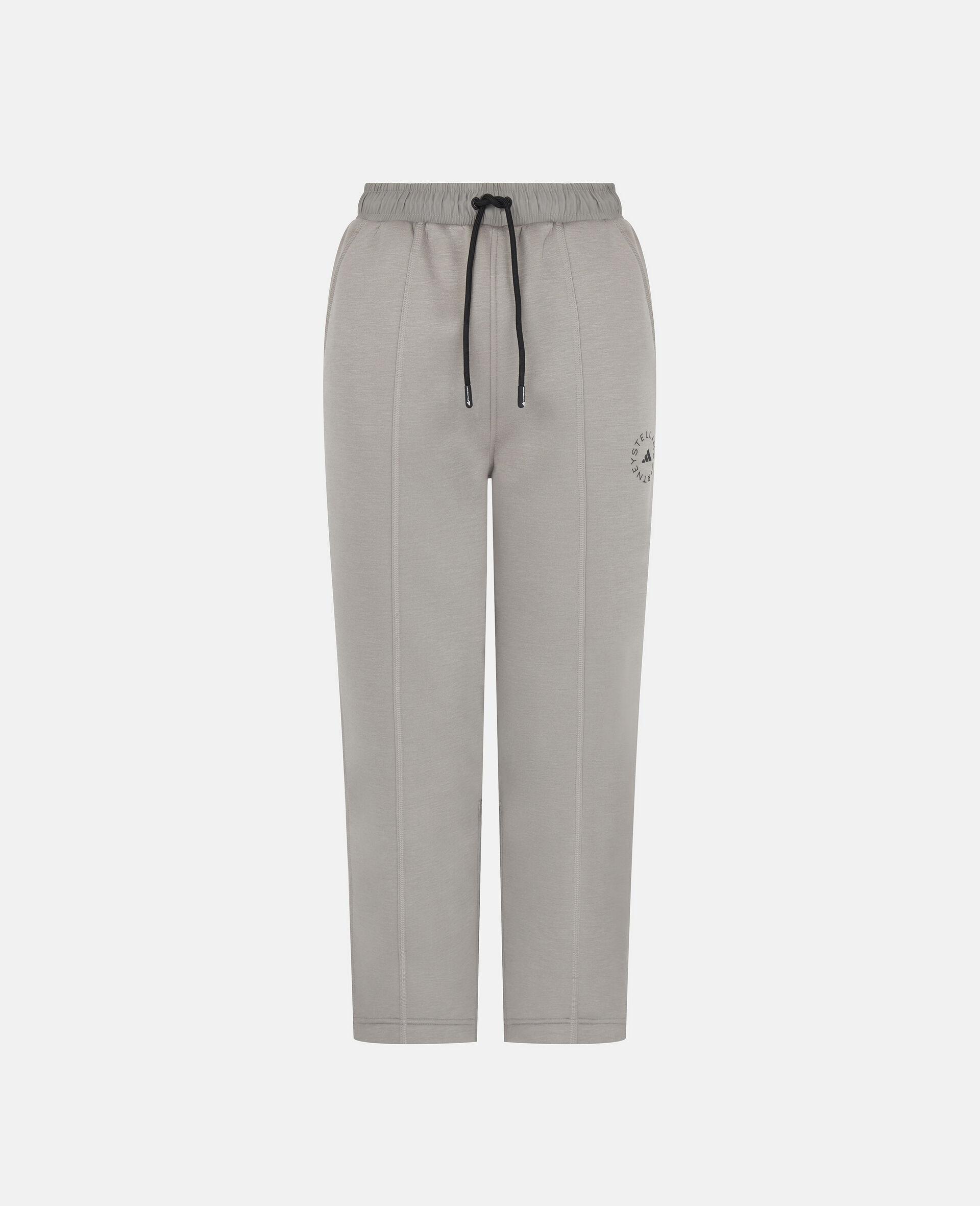 Grey Track Pants-Grey-large image number 0