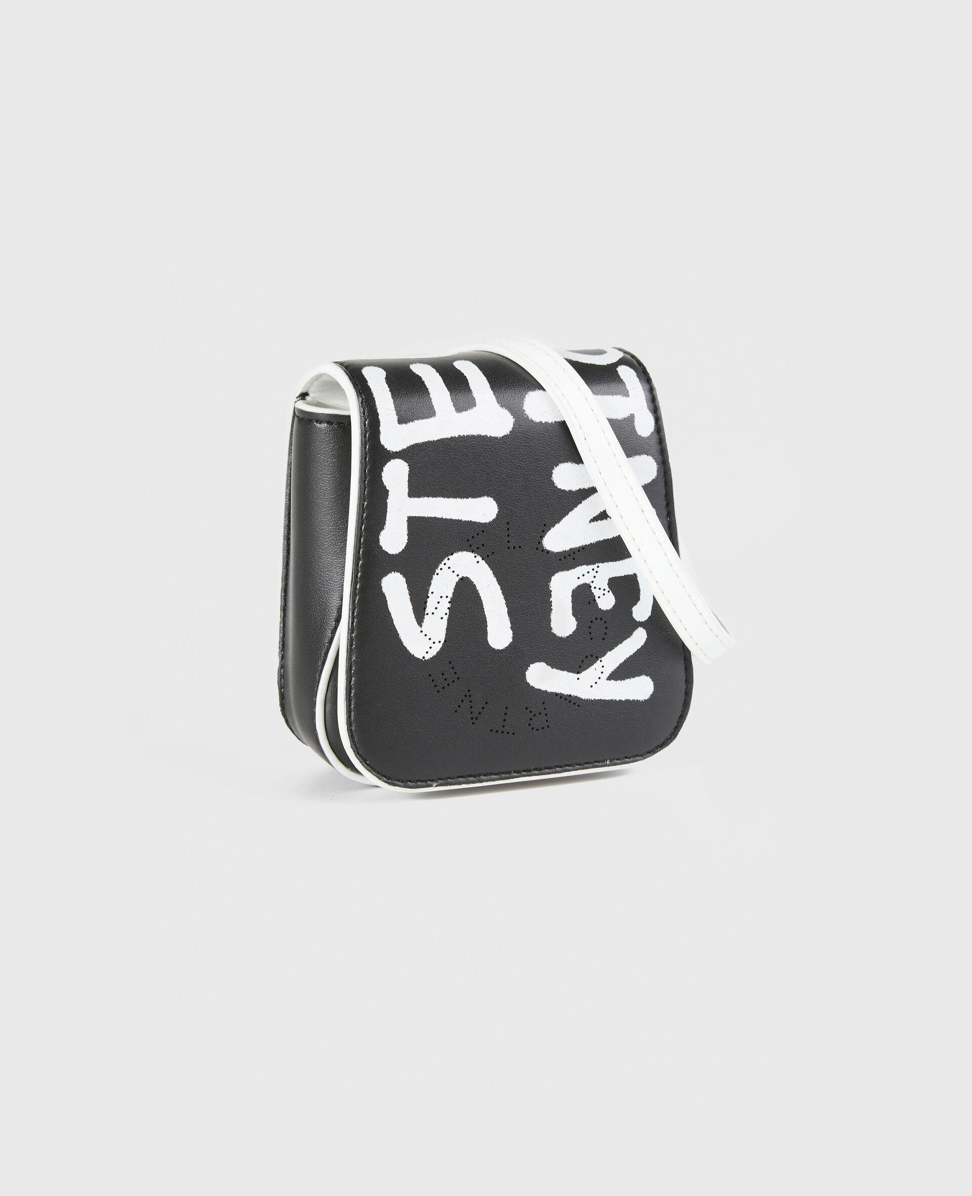 Ed Curtis Stella Logo Cardholder-Black-large image number 1