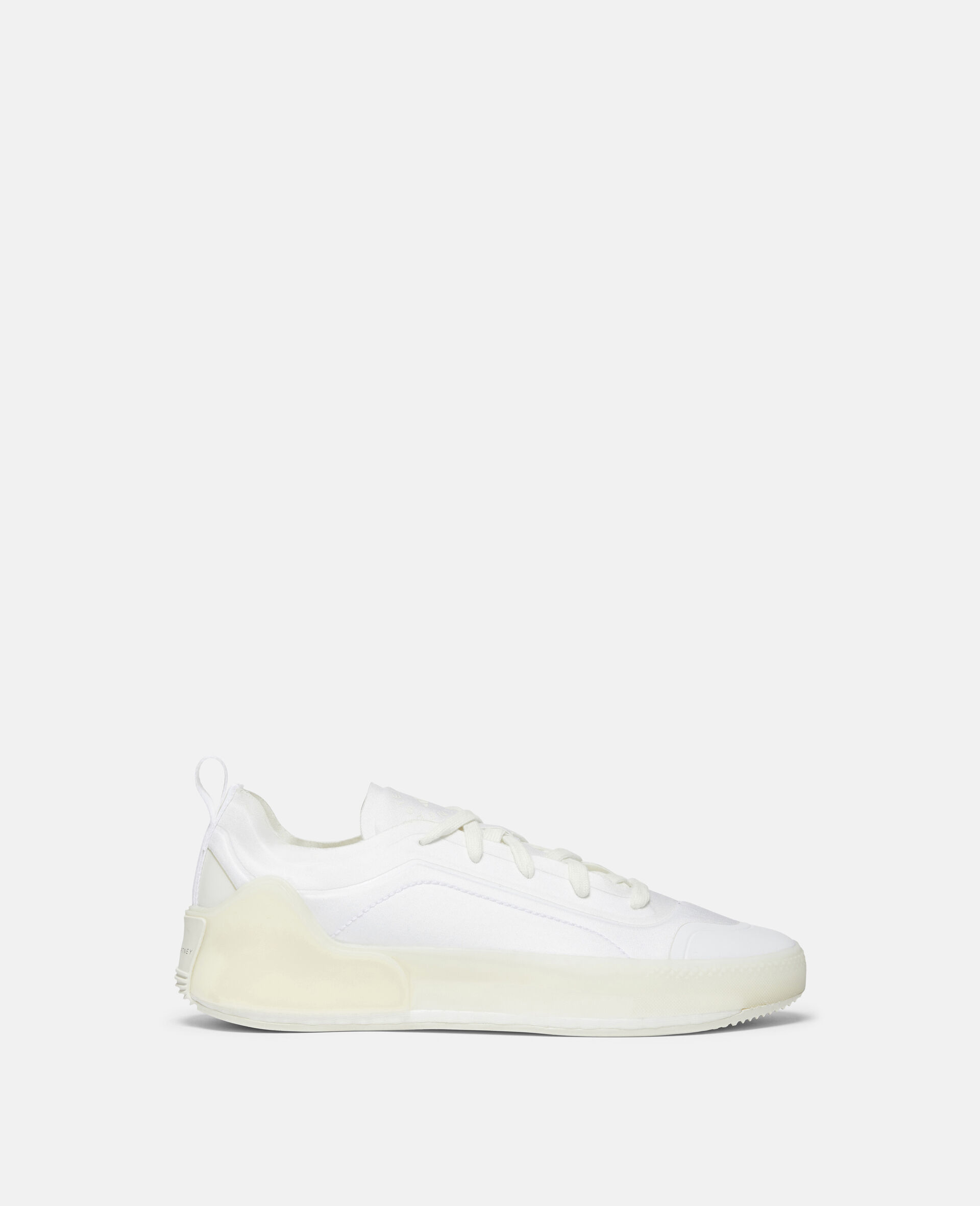 White Boost Treino Sneakers-White-large image number 0