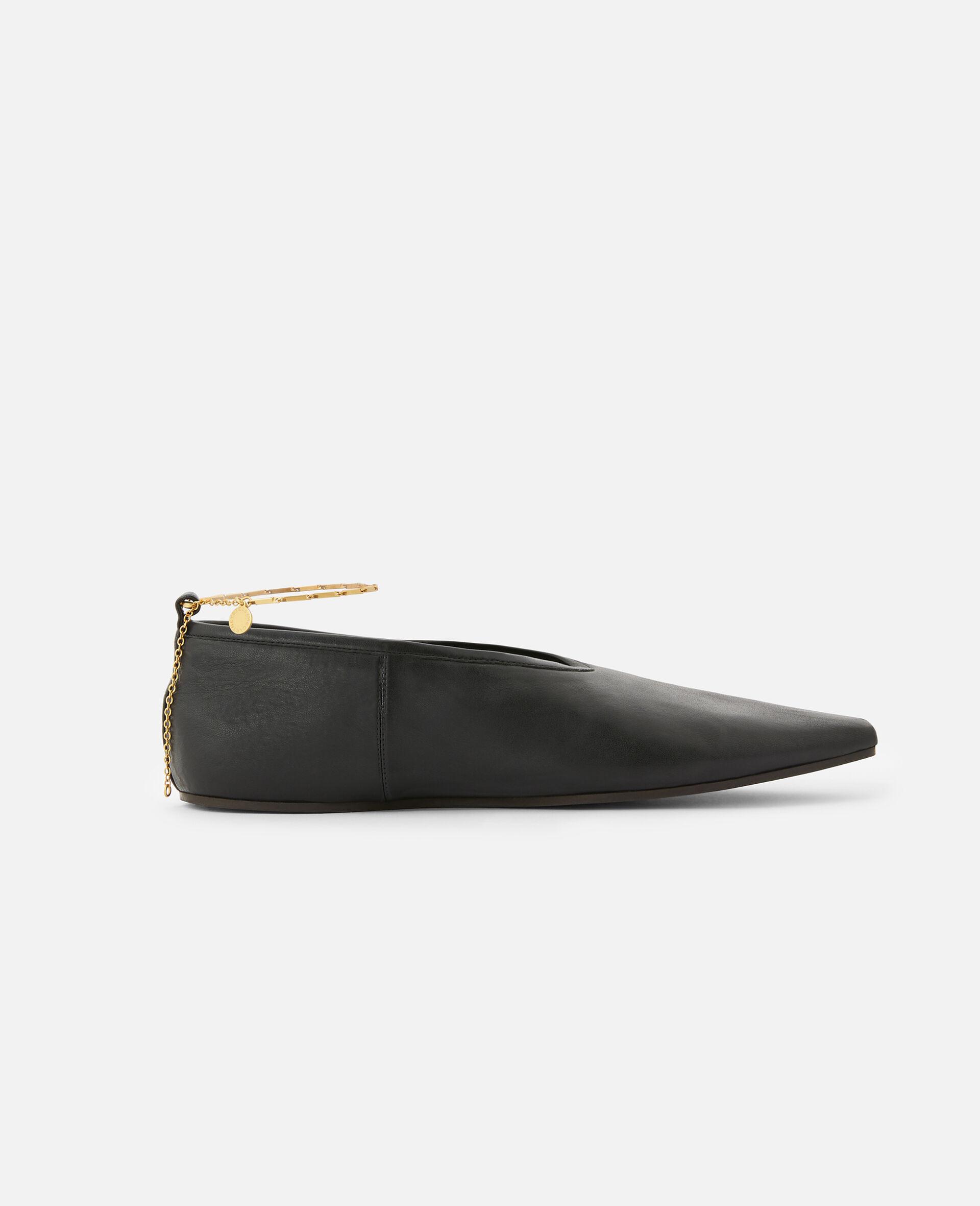 Ballet Flats-Black-large image number 0