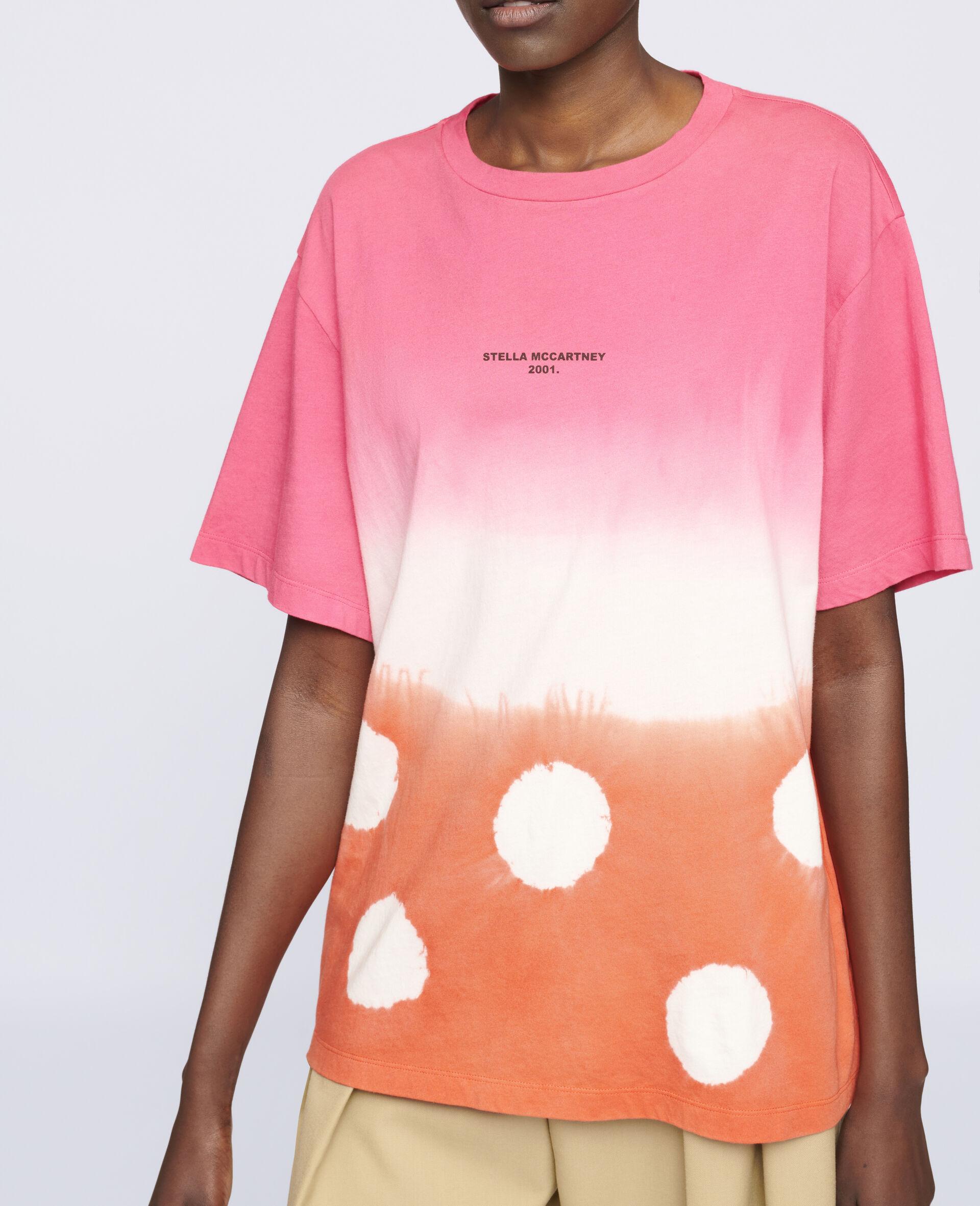 'Stella McCartney 2001.' Tie-Dye T-Shirt-Multicolour-large image number 3