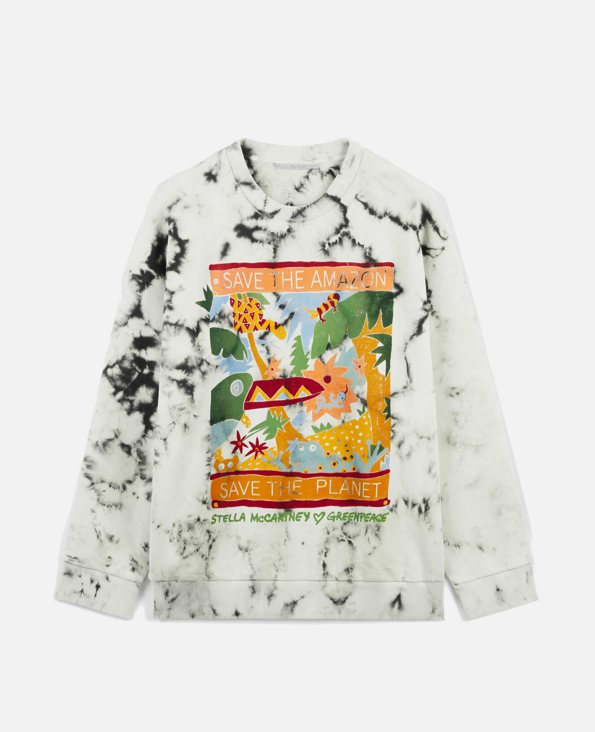 Rainforest Sweatshirt-Multicolour-large image number 0