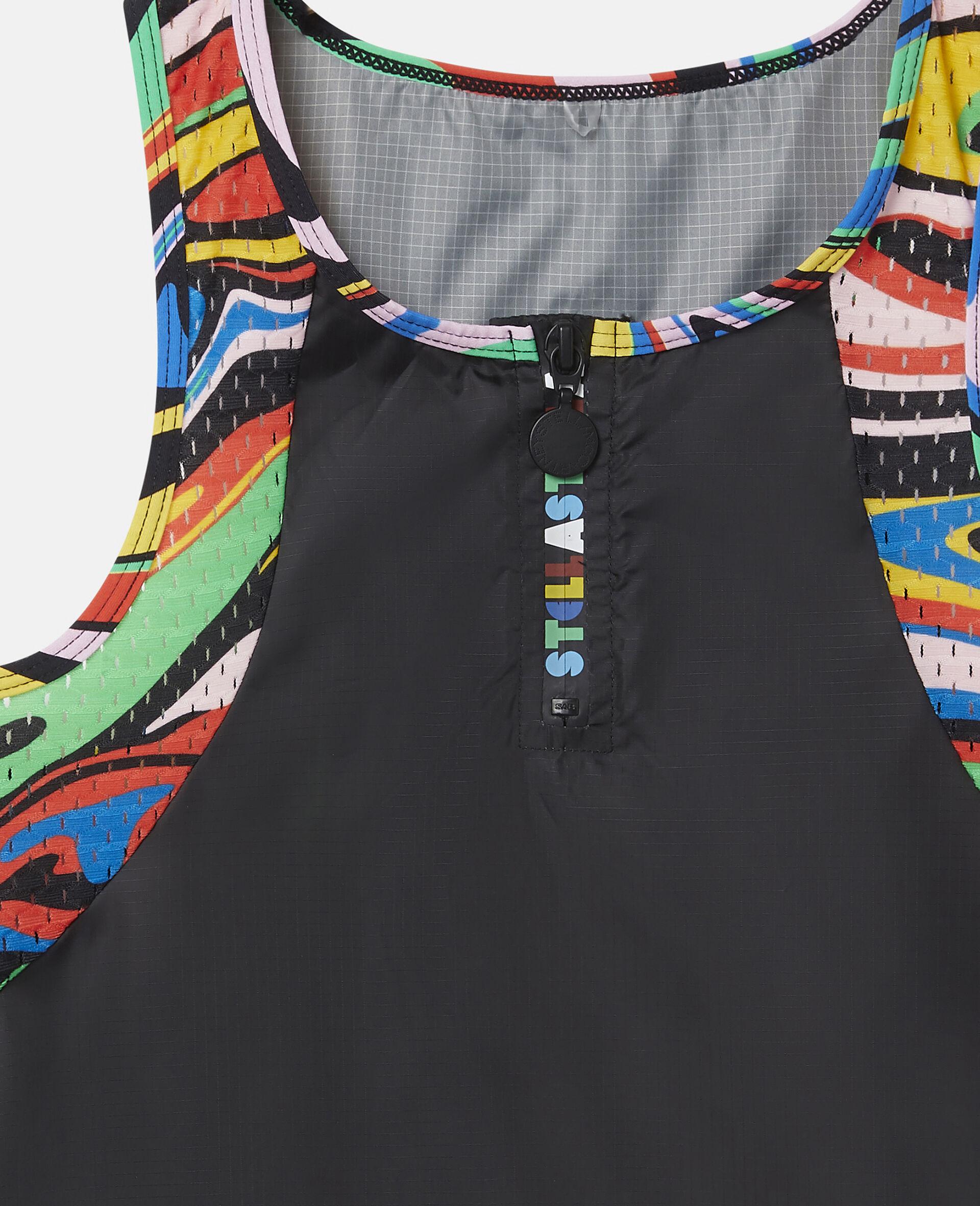 Marble Active Vest -Black-large image number 2
