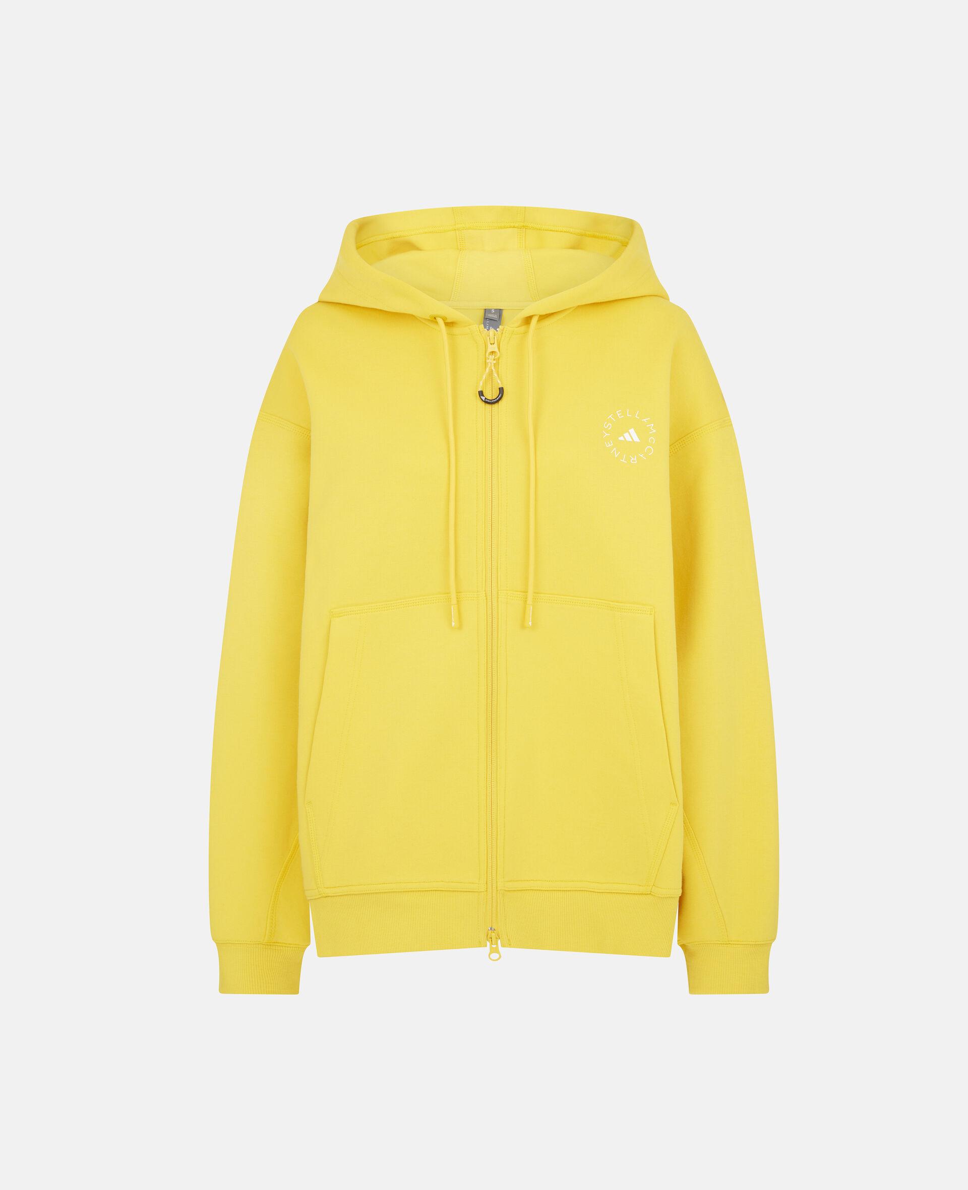 Yellow Training Hoodie-Yellow-large image number 0
