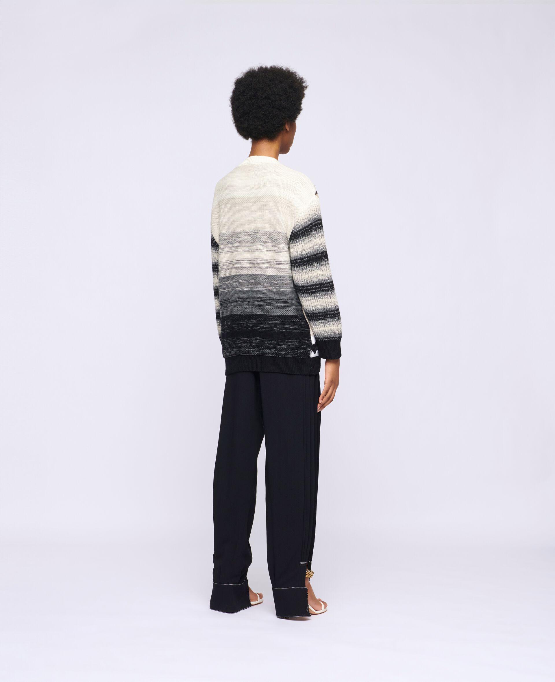 Pullover mit Intarsienmuster Kind -Bunt-large image number 2