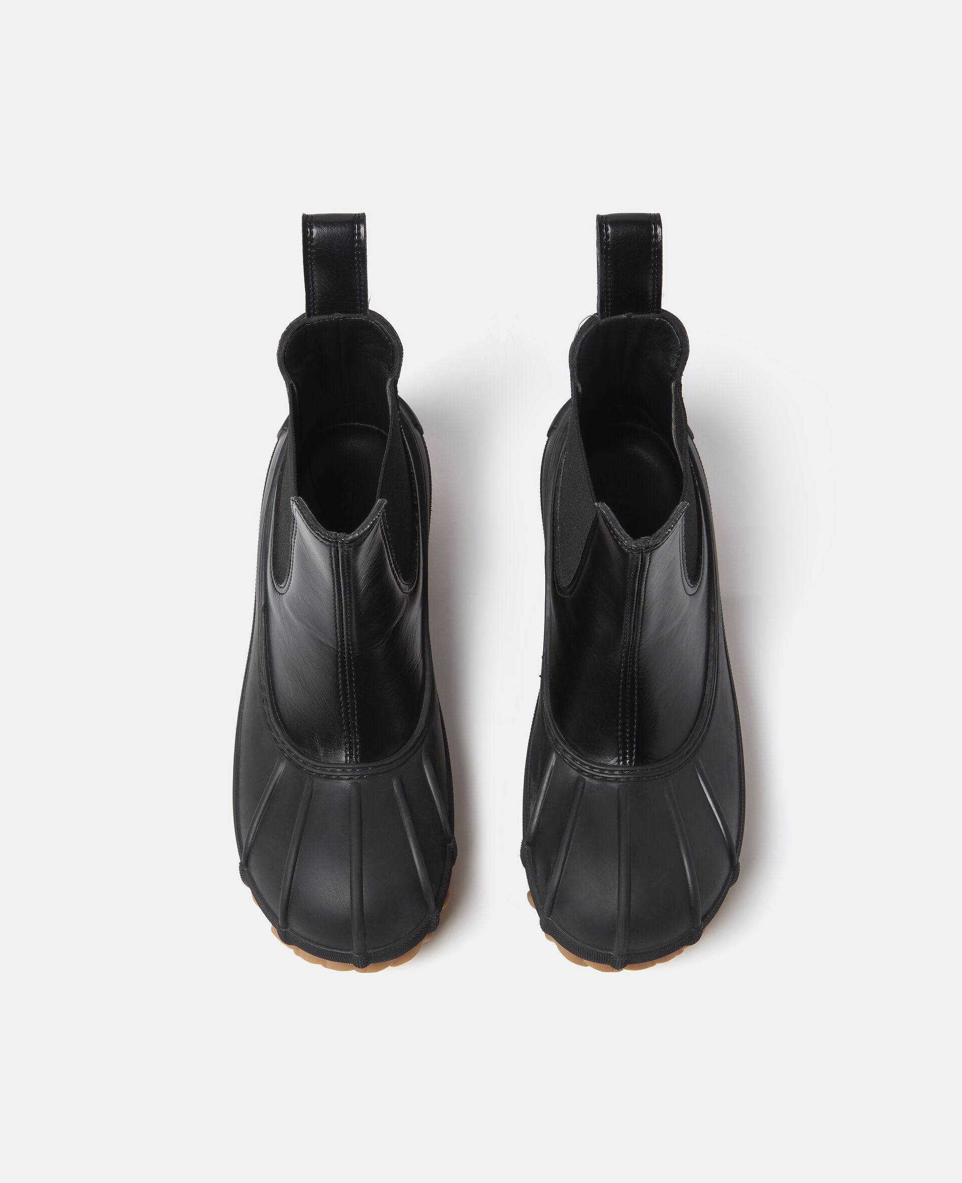 Duck City Chelsea Boots-Black-large image number 3