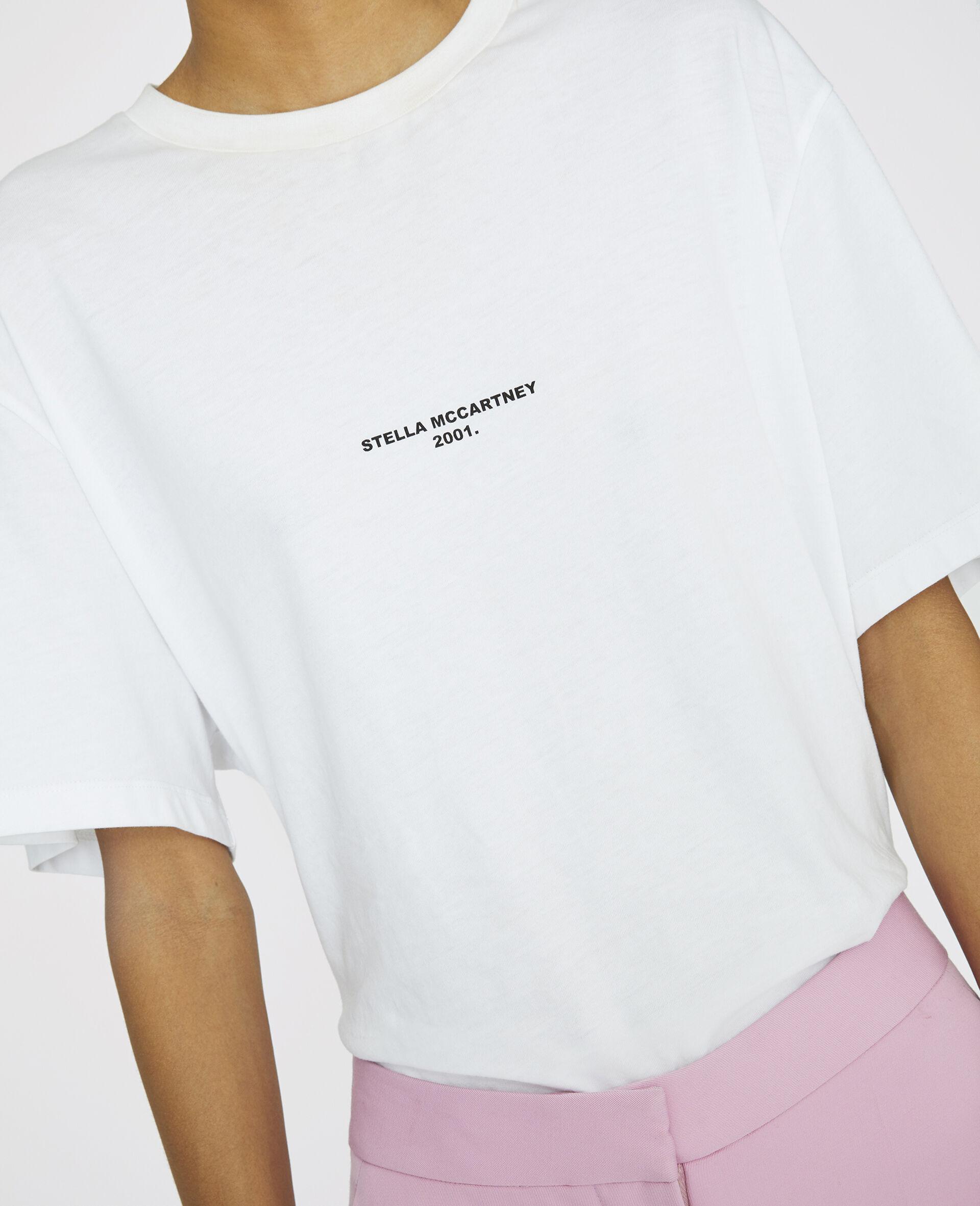 Stella McCartney 2001.T 恤-黑色-large image number 3