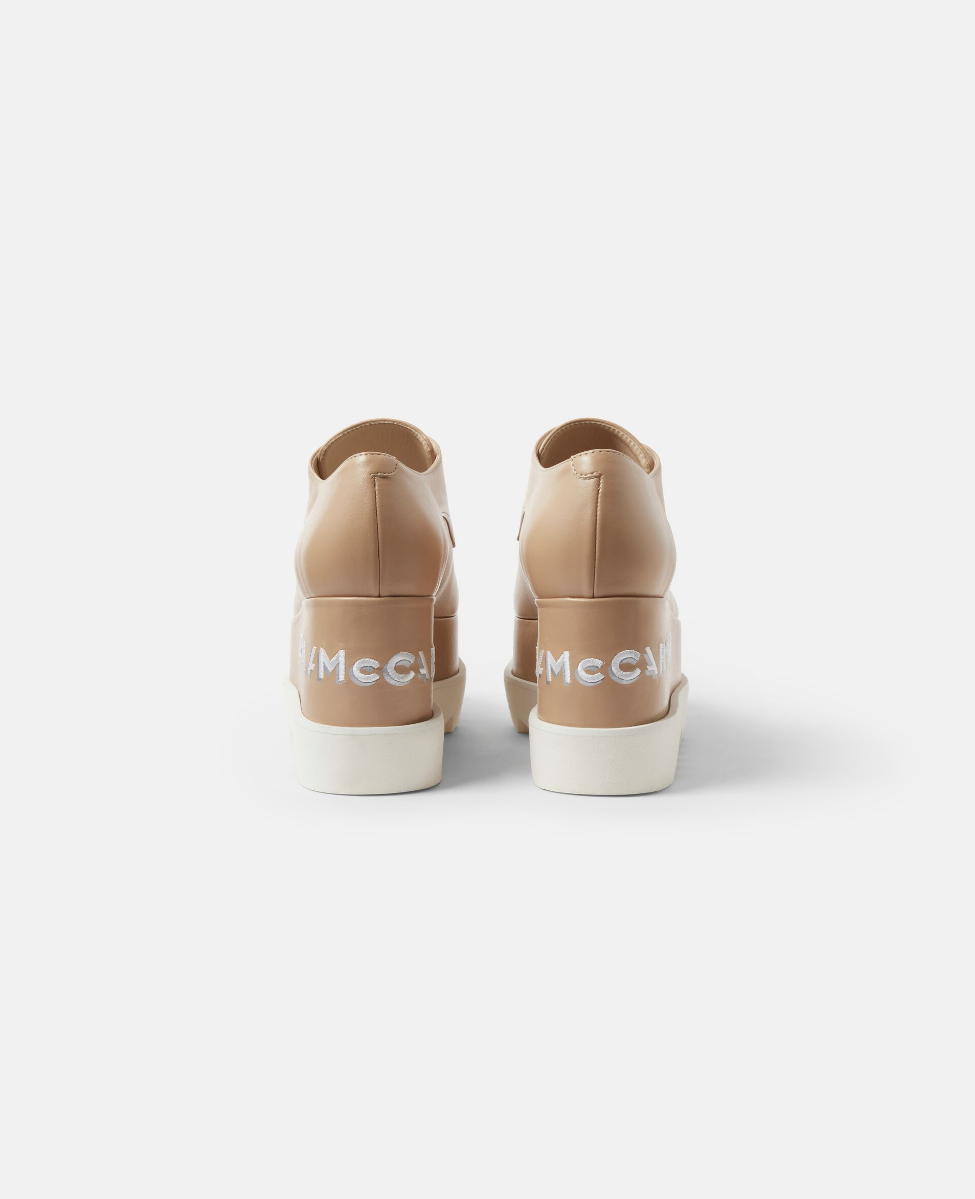 Chaussures compensées Elyse-Beige-large image number 2