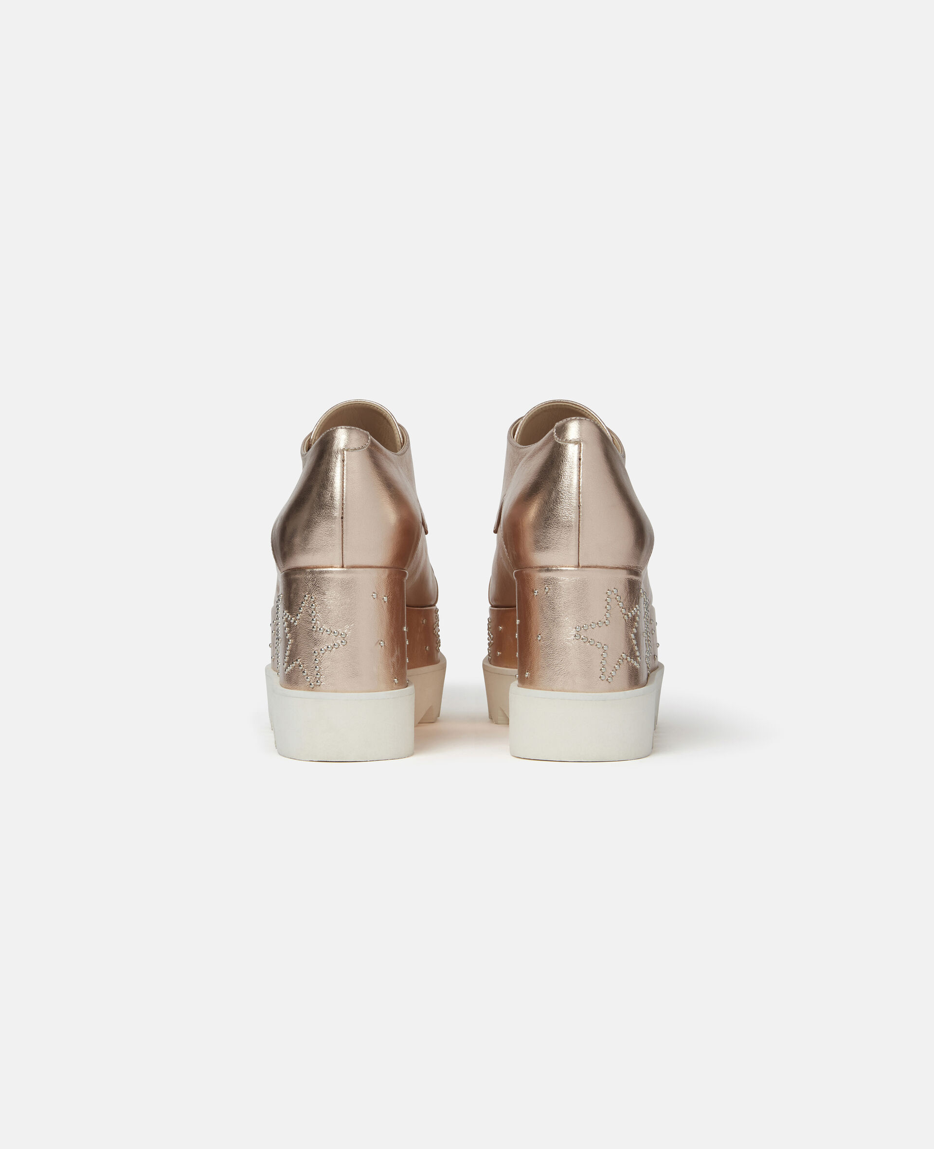 Elyse Glitter Platforms-Grey-large image number 2