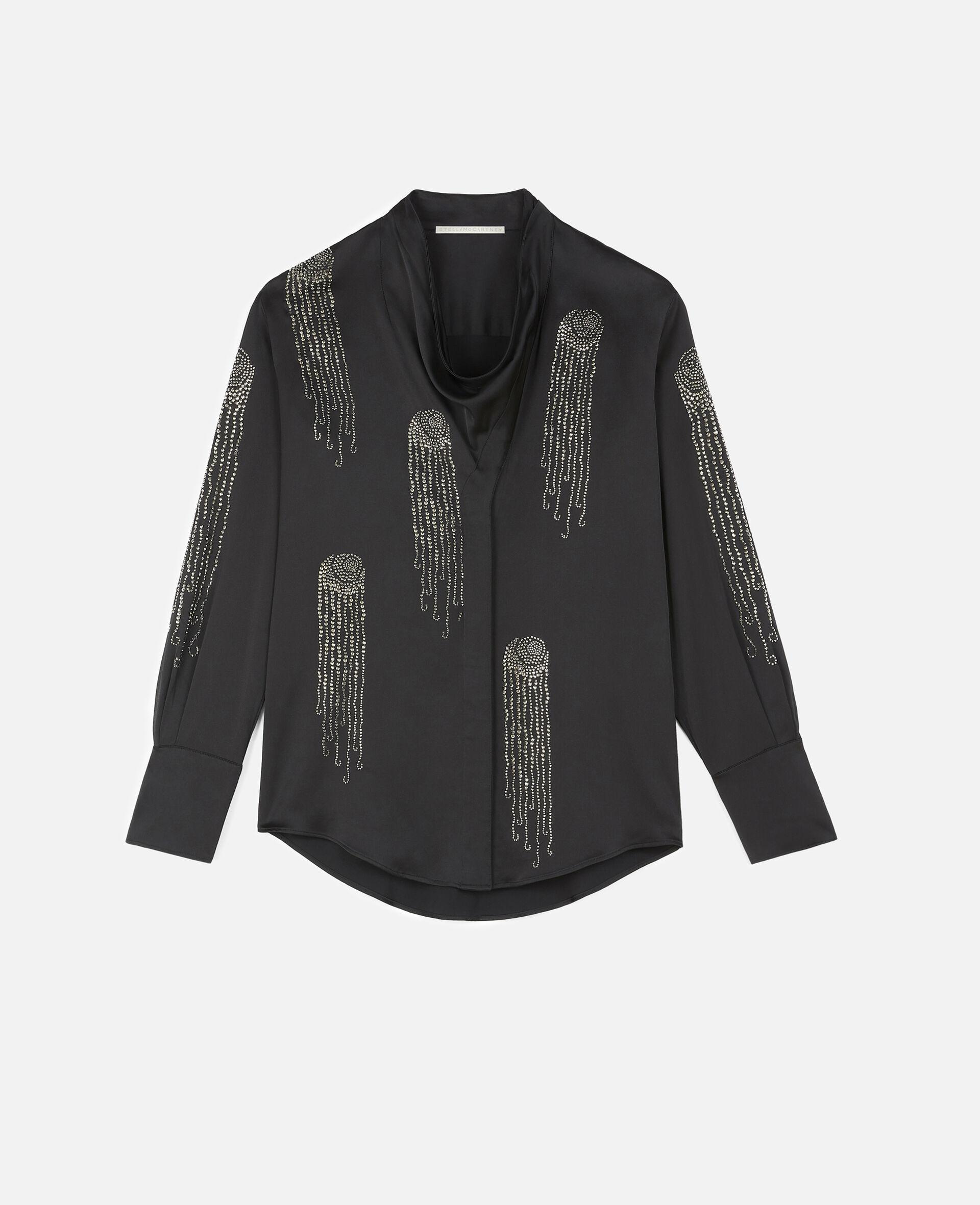 Ambella Hotfix Shirt-Black-large image number 0