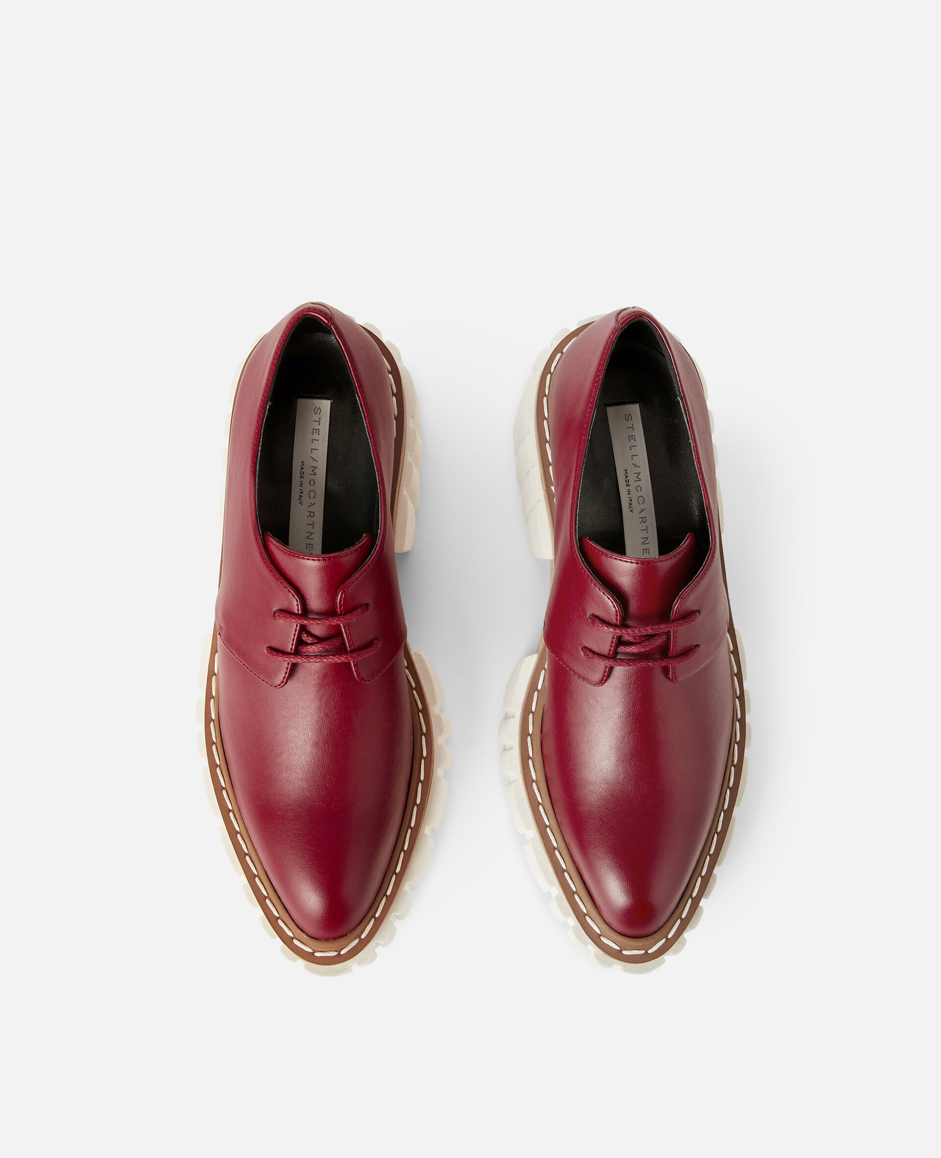Emilie Lace-Up Shoes-Red-large image number 3
