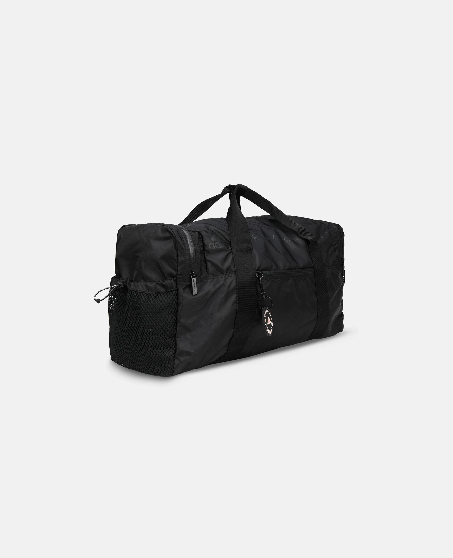 Black Squared Studio Bag-Black-large image number 1