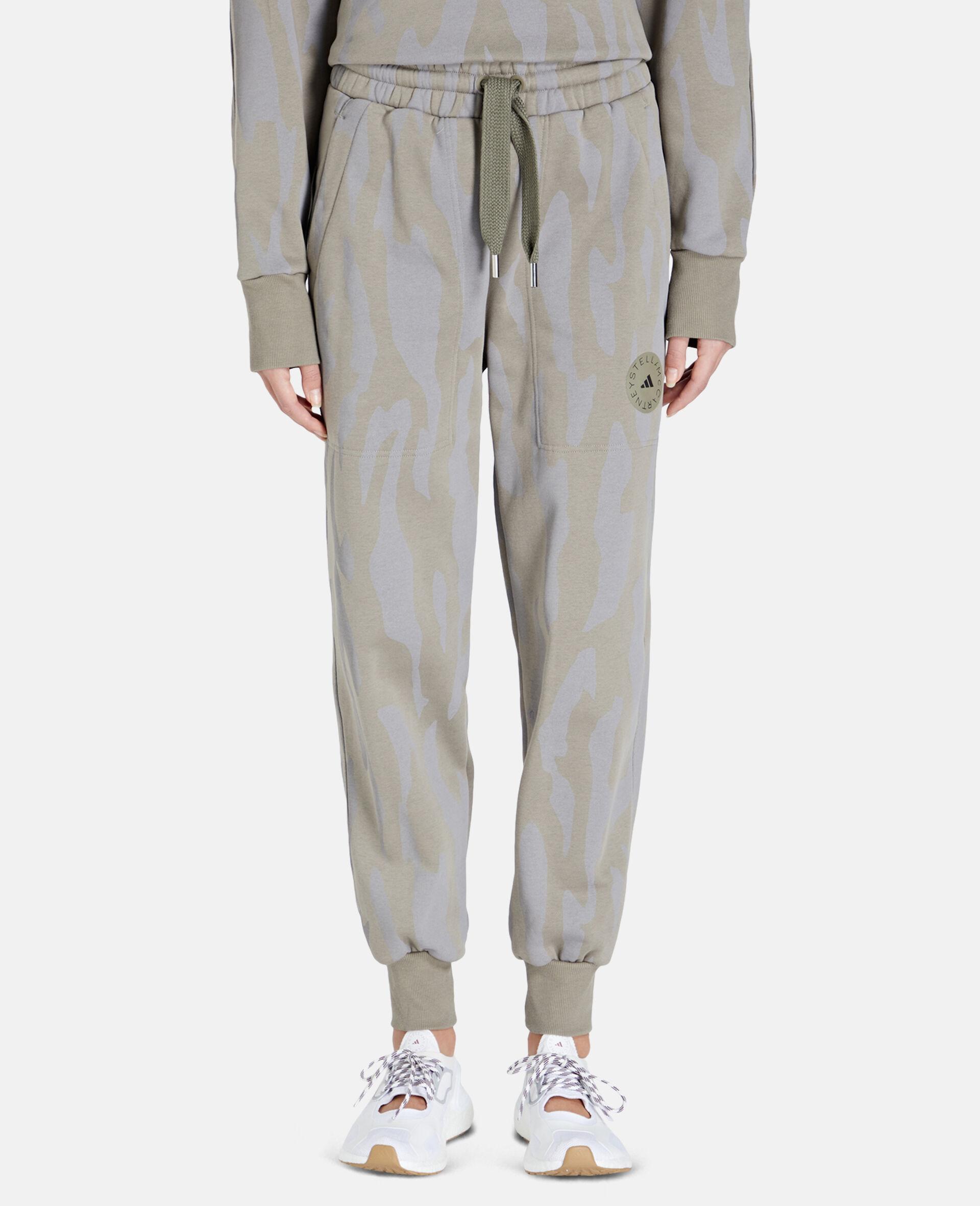 Grey Training Sweatpants-Grey-large image number 4