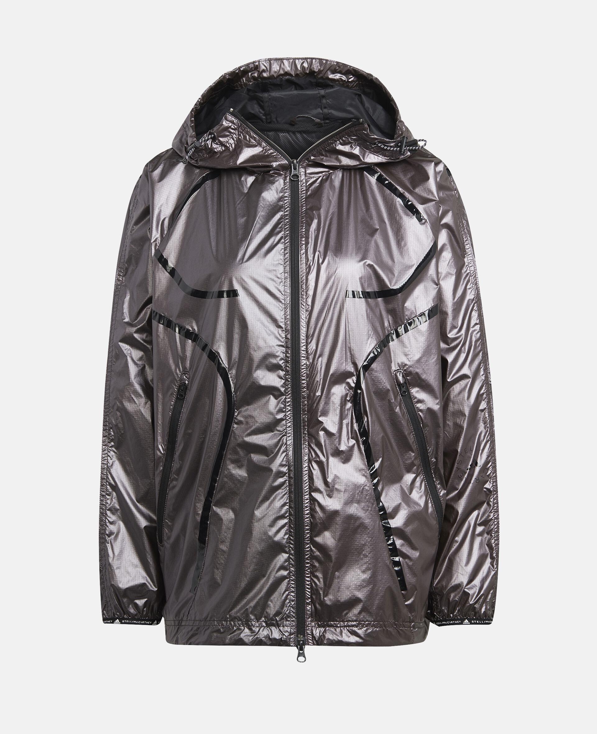 Shine Hooded Training Jacket-Pink-large image number 0