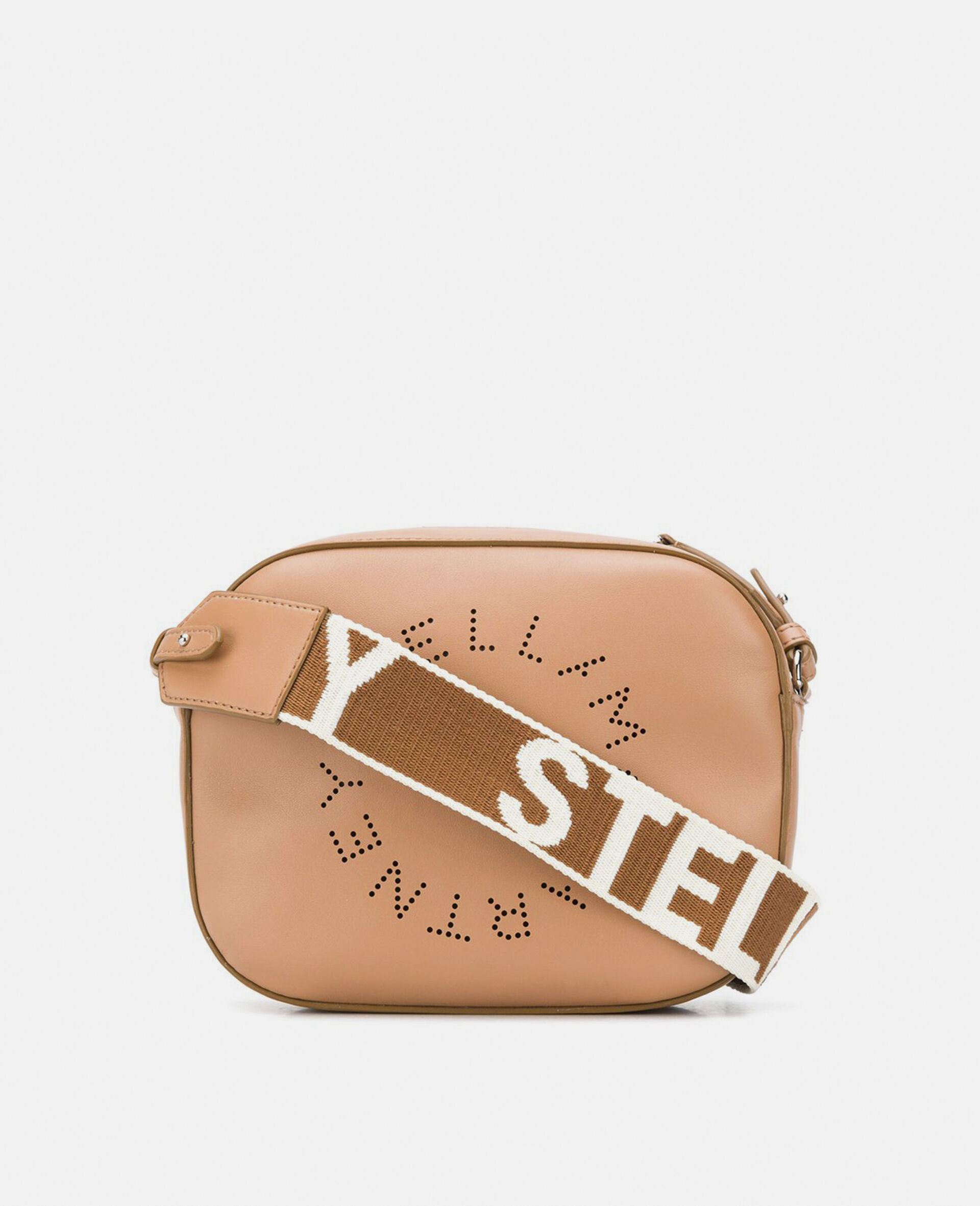 Mini-Tasche mit Stella-Logo-Grau-large image number 0