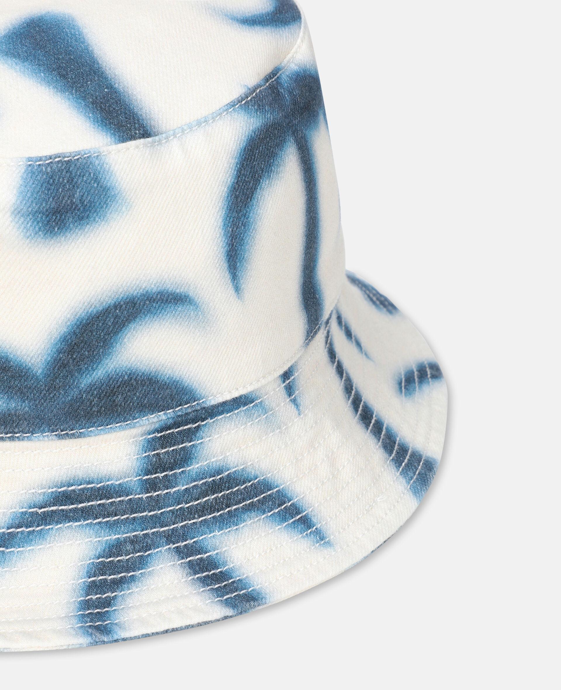 Palm Denim Hat -Blue-large image number 2