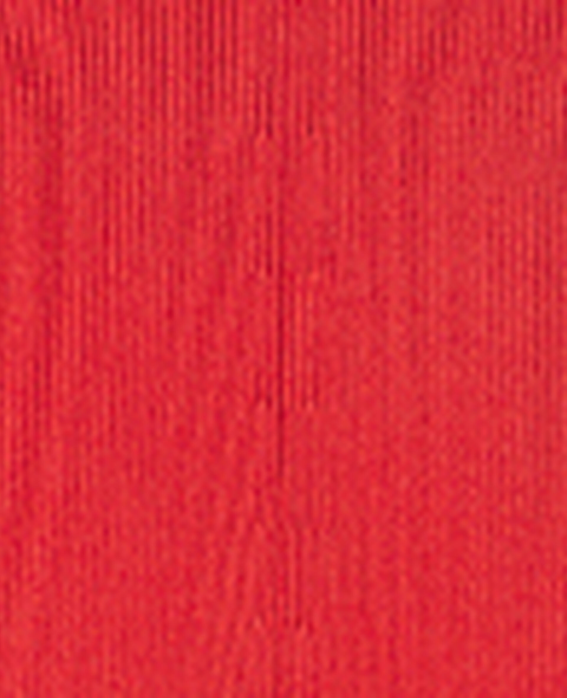 Flared Leg Trousers-Red-large image number 4