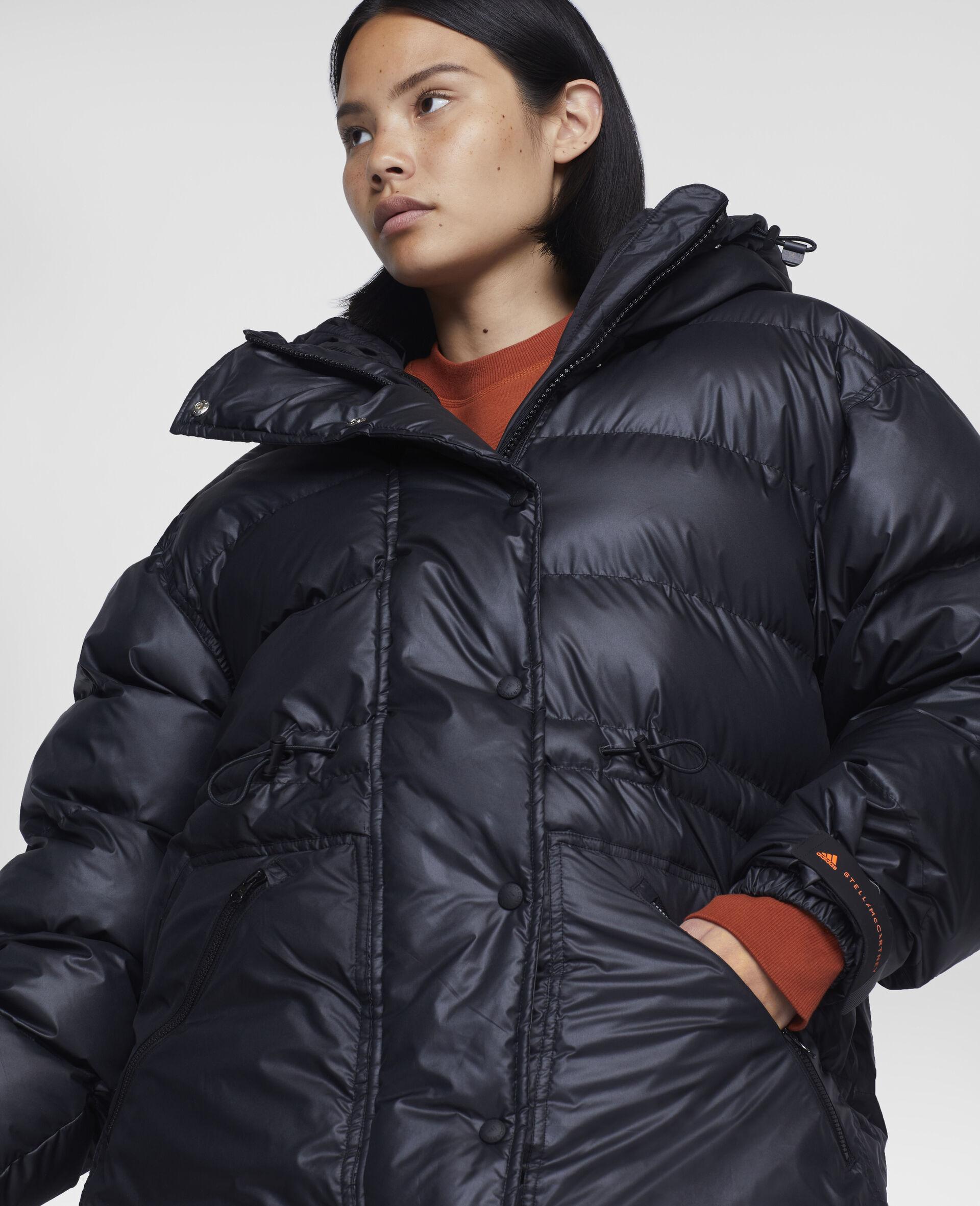 Training Mid Puffer Jacket-Black-large image number 3