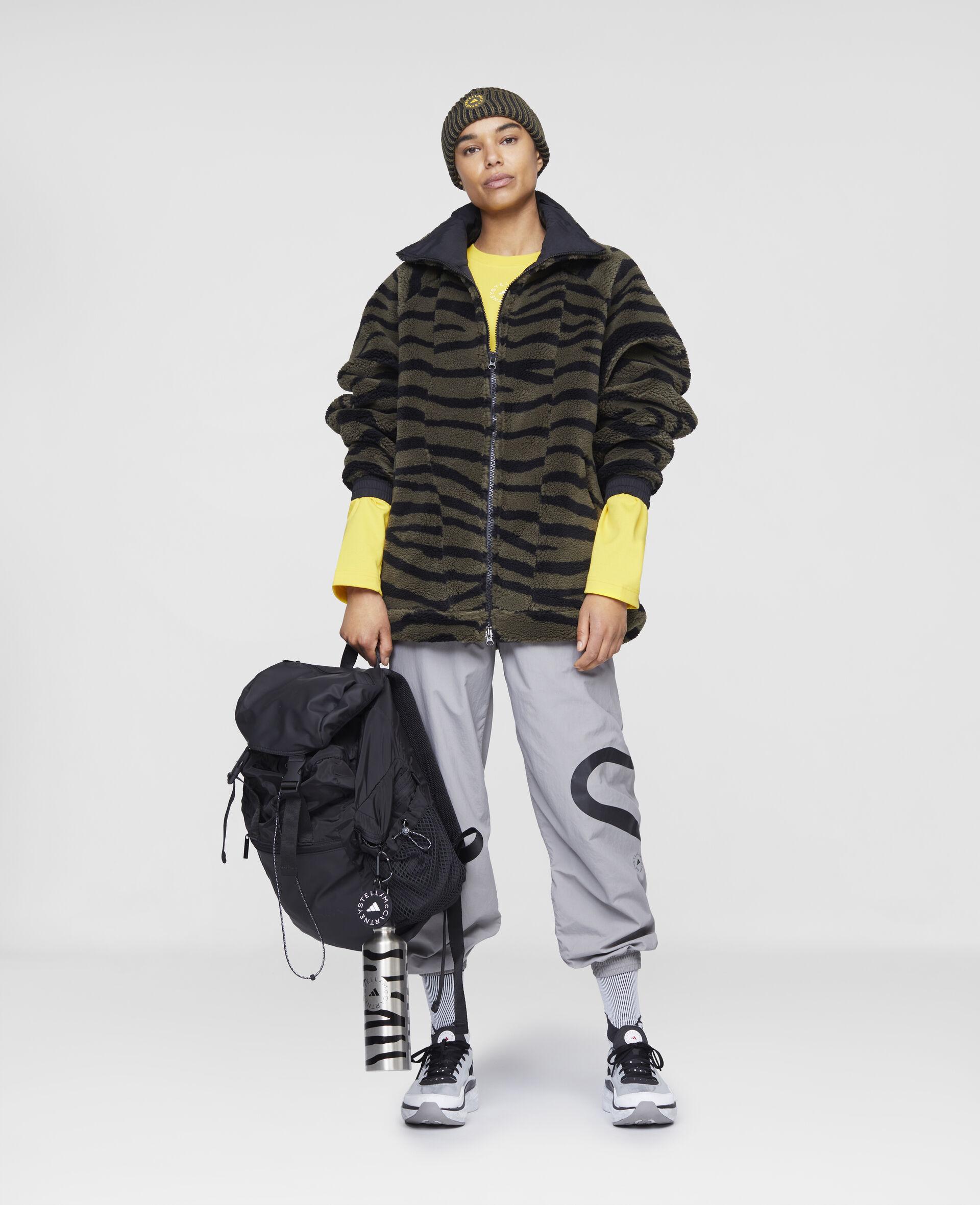 Hooded Training Jacket-Multicolour-large image number 1
