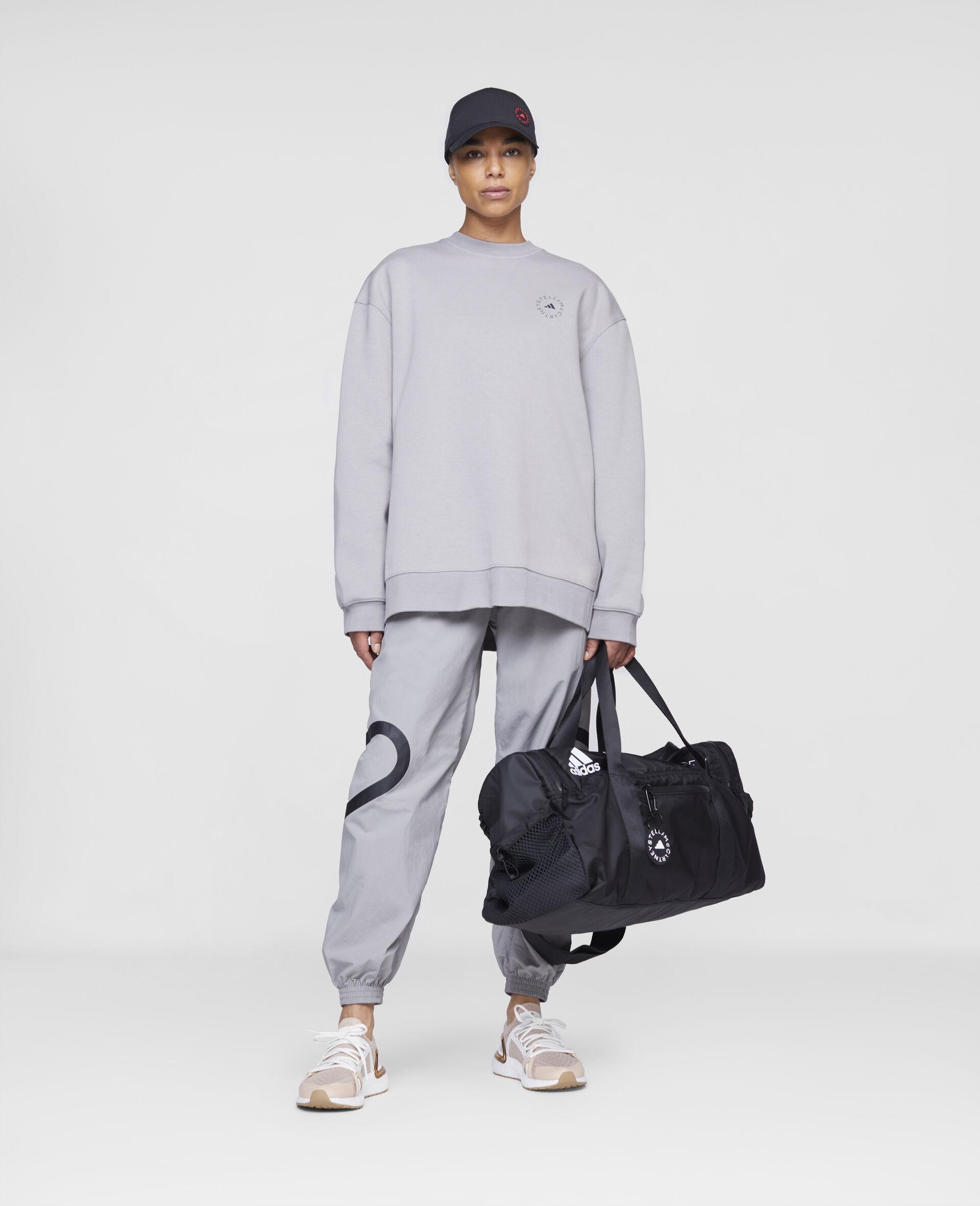 Gray Training Sweatshirt-Grey-large image number 1