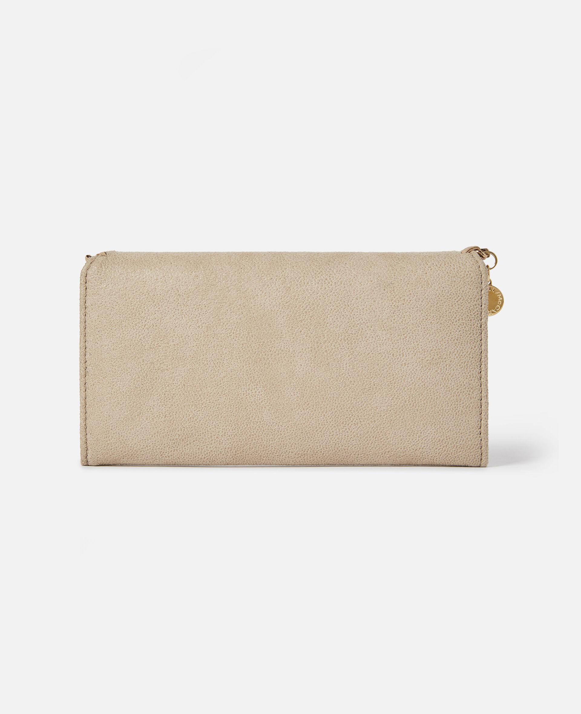 Falabella Continental Wallet-Beige-large image number 3