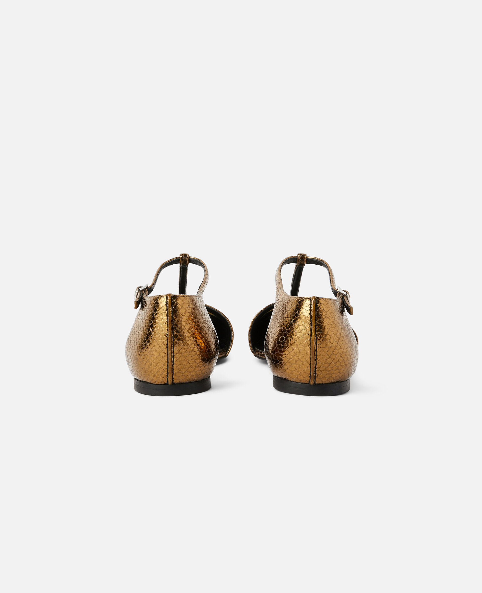 Cage Shoes-Brown-large image number 2