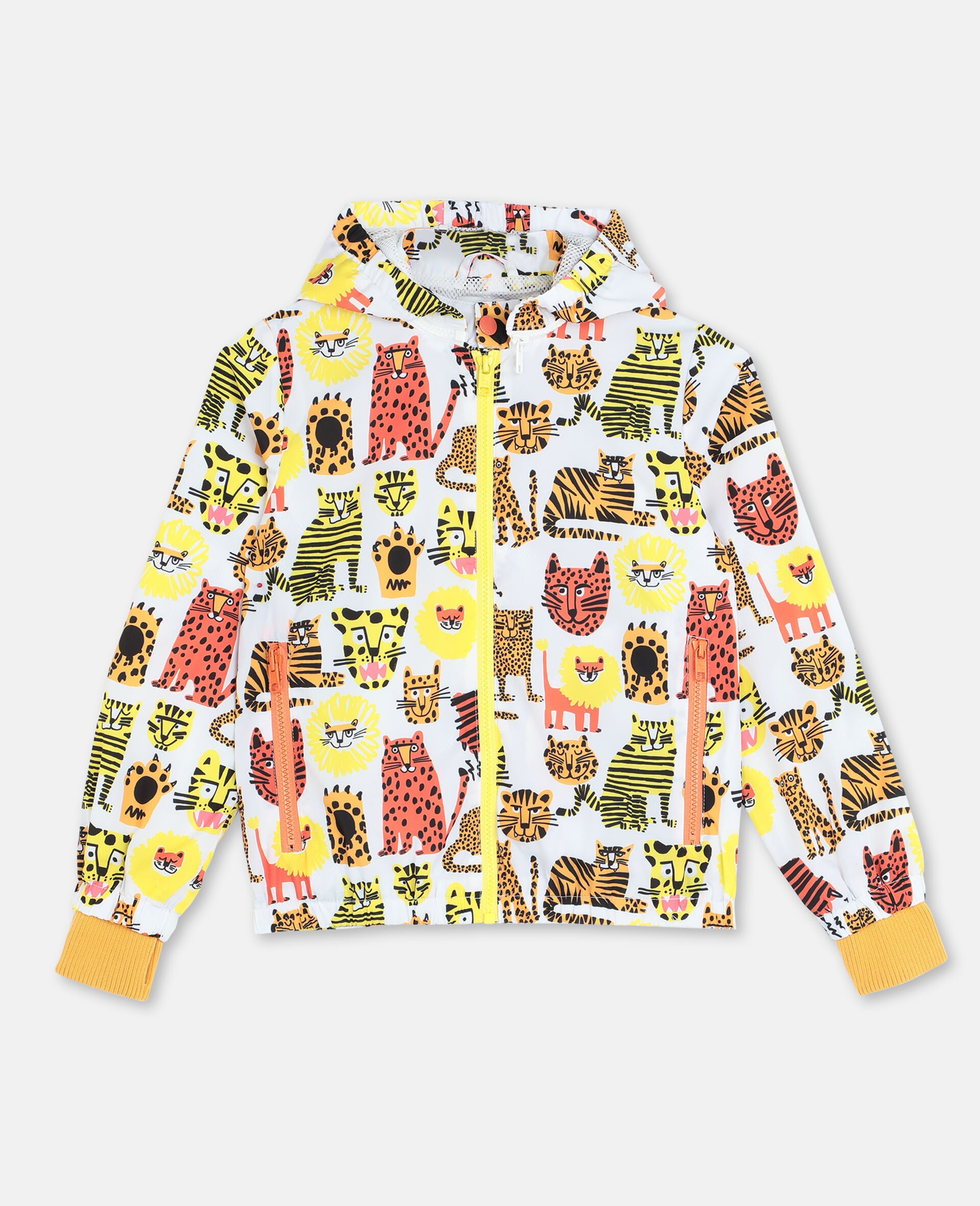Wild Cats Jacket -Yellow-large