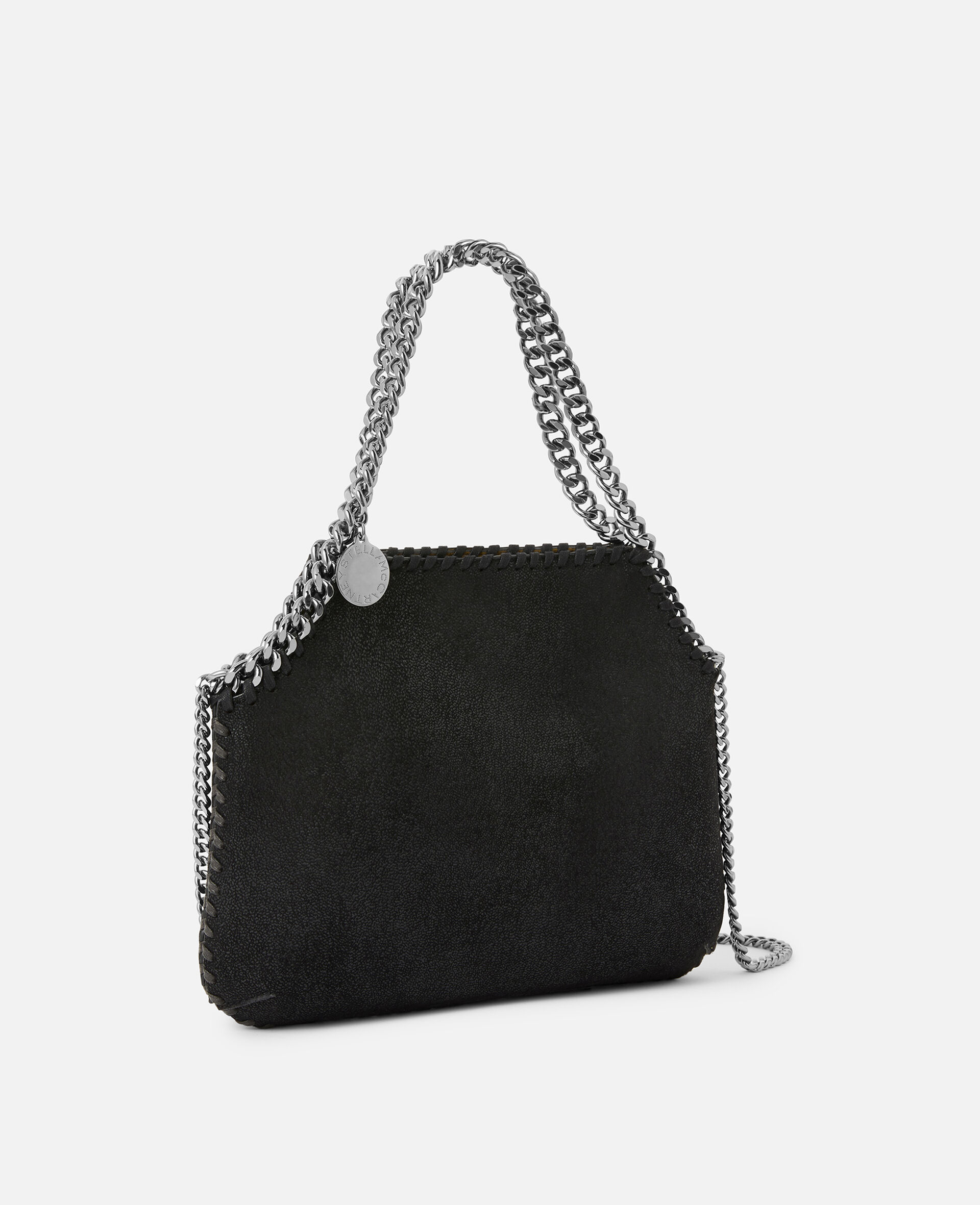 Mini-sac porté épaule Falabella-Vert-large image number 1