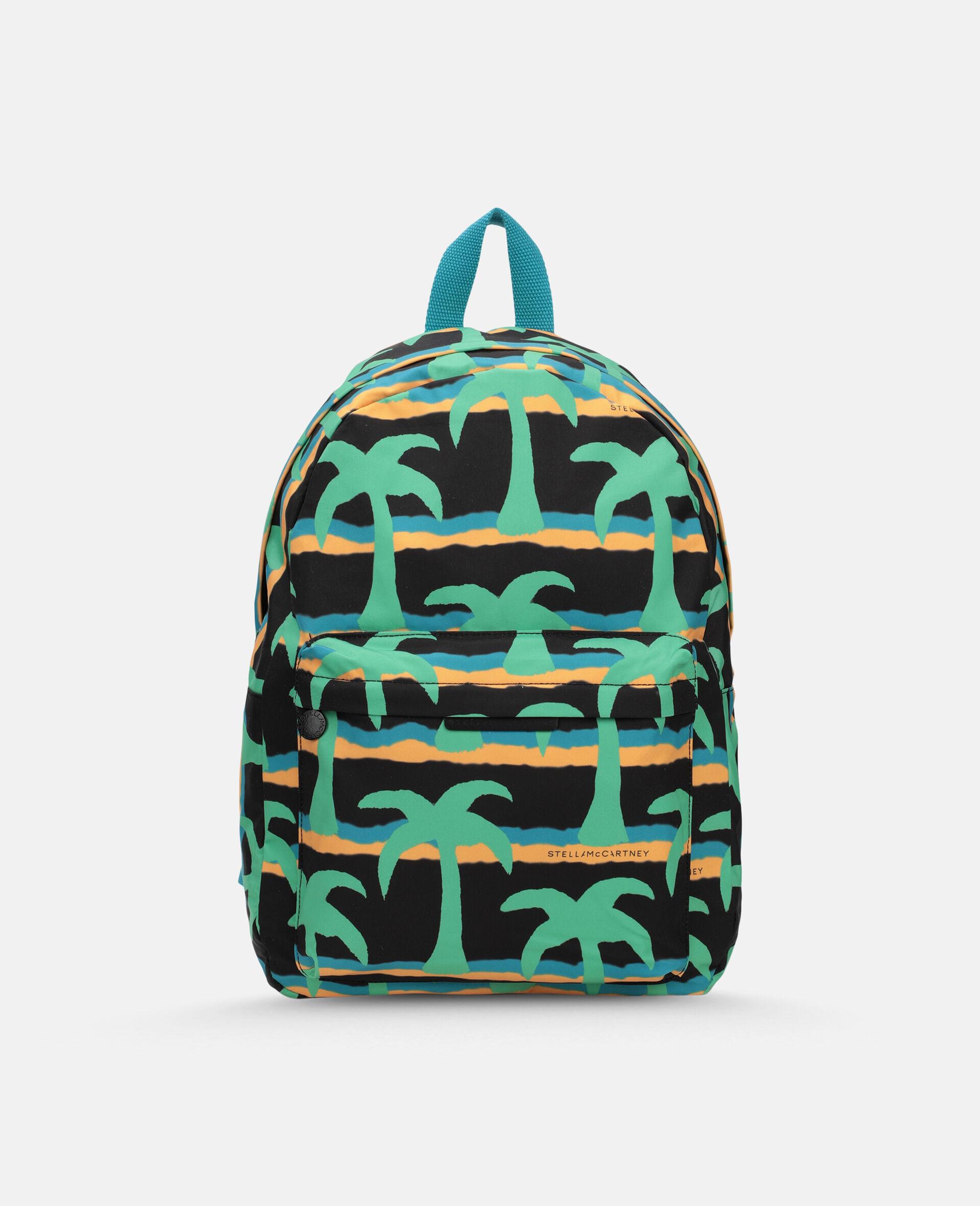 Palms Backpack -Black-large image number 0