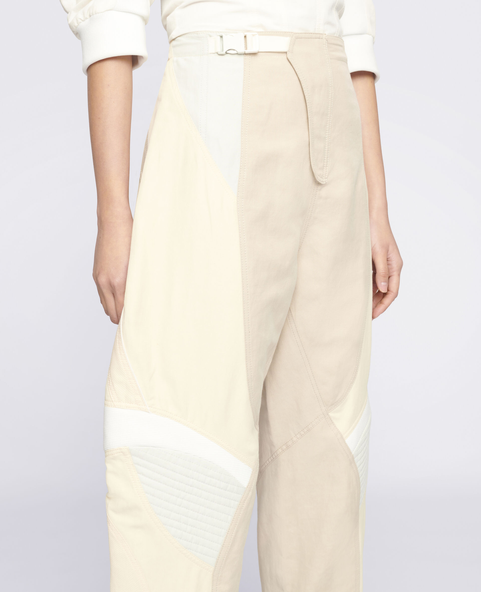 Brooke Trousers-White-large image number 3