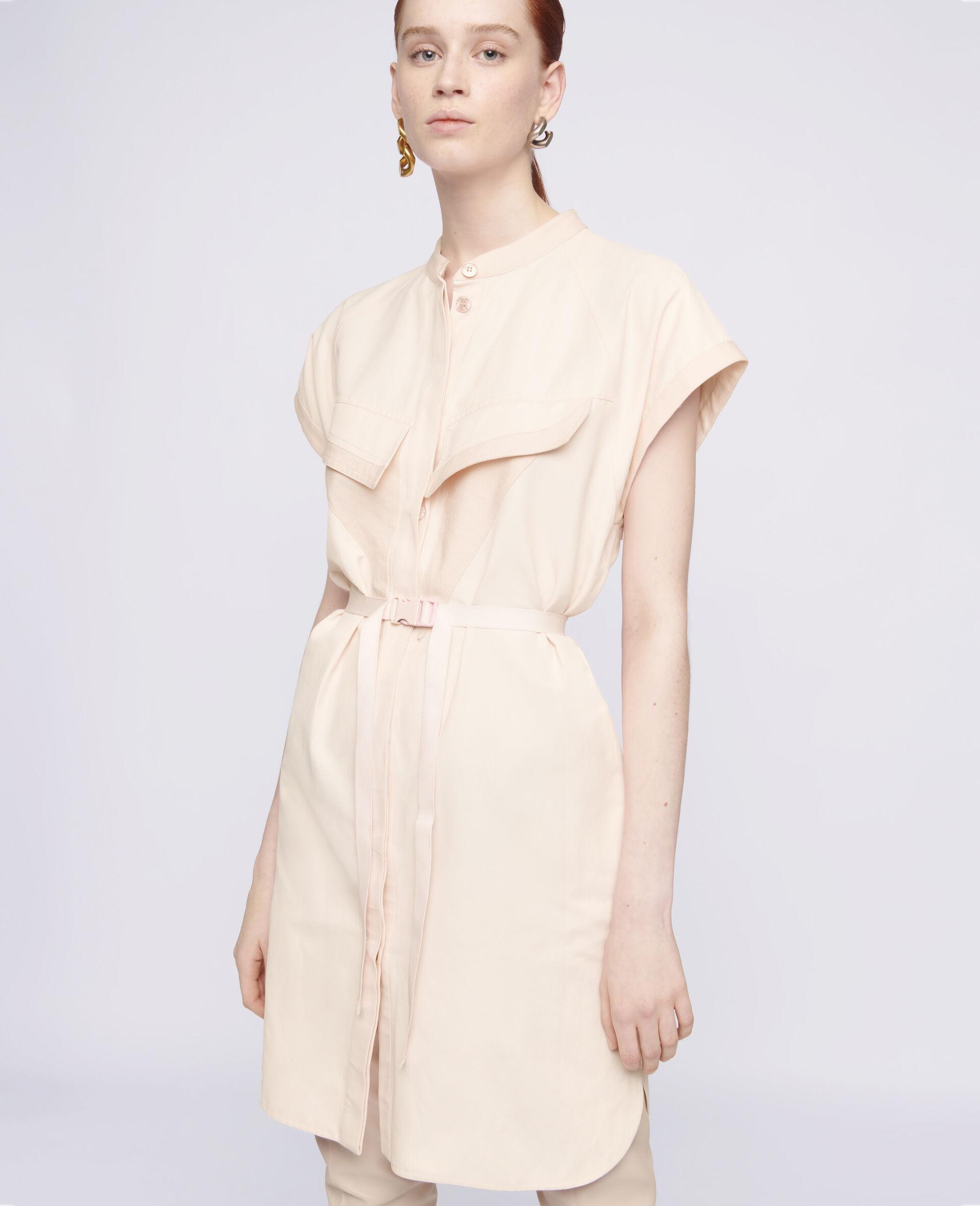 Lexie Midi Dress-Pink-large image number 3