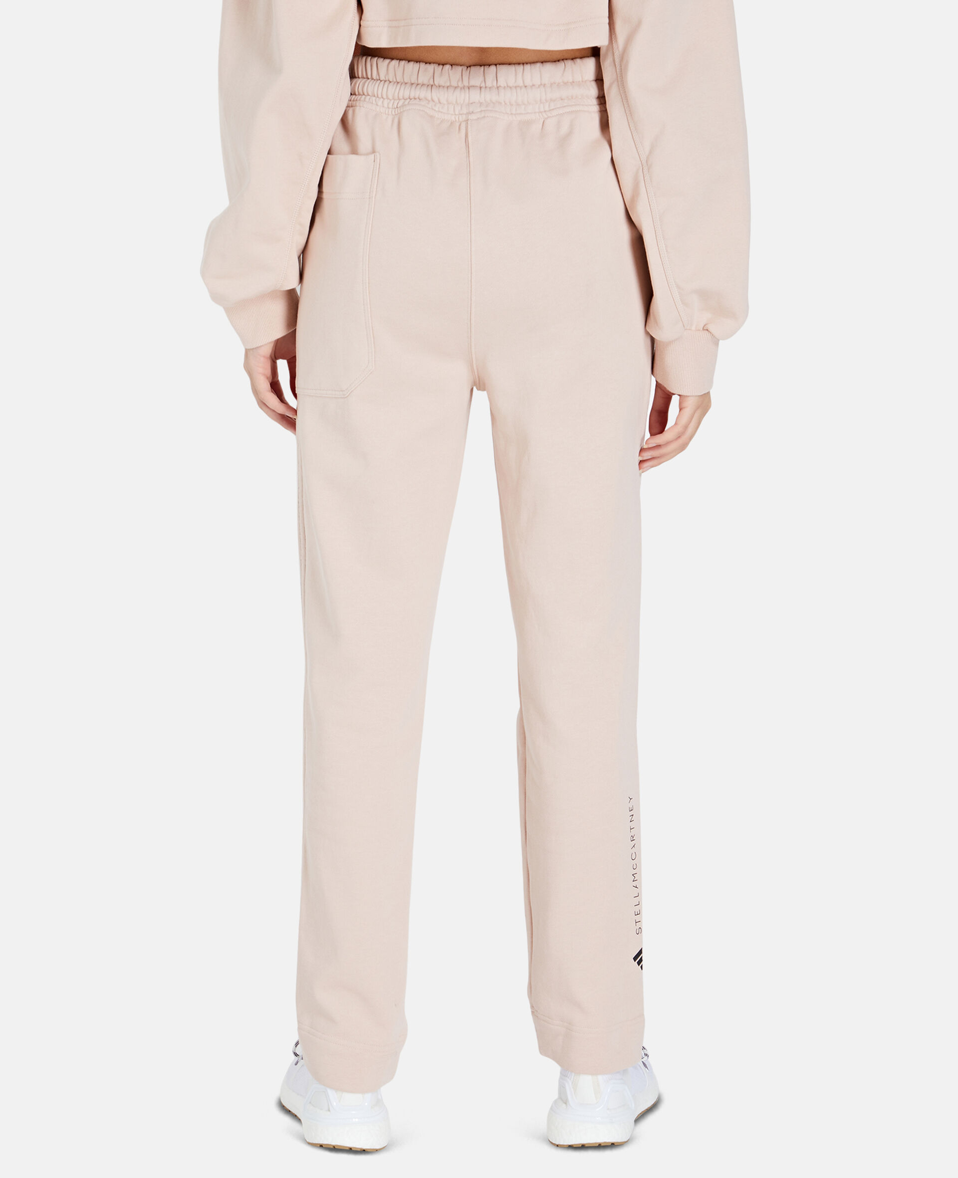 Pink Training Sweatpants -Pink-large image number 2