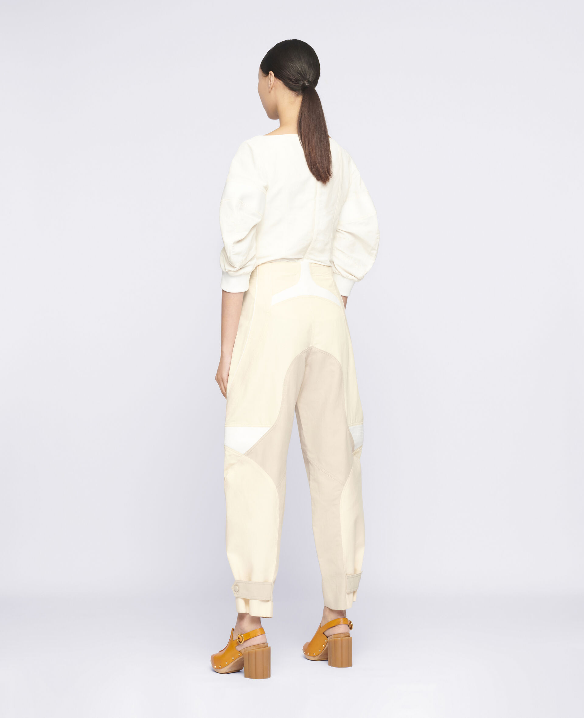 Brooke Trousers-White-large image number 2