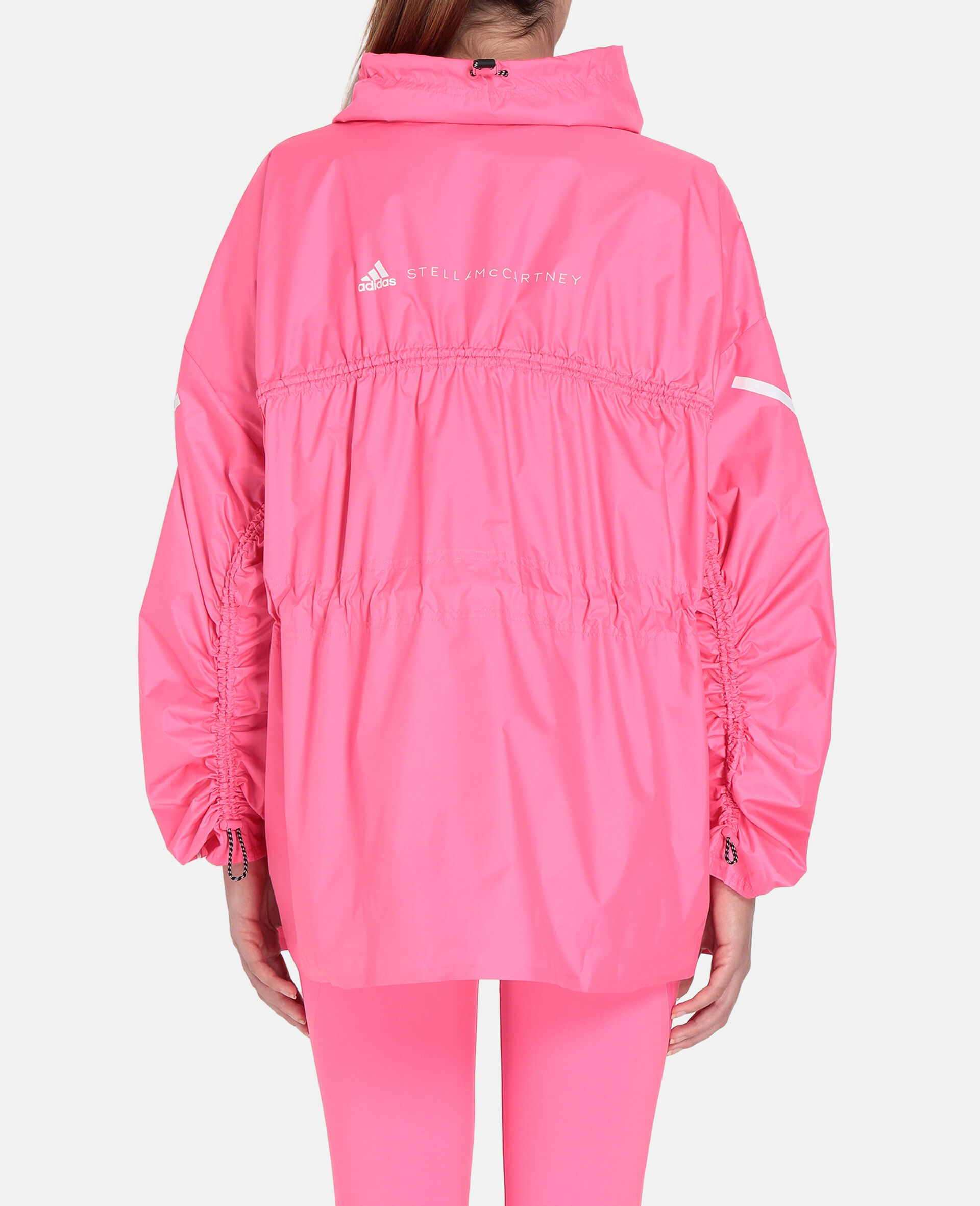 Pink Half-Zip Jacket-Pink-large image number 2