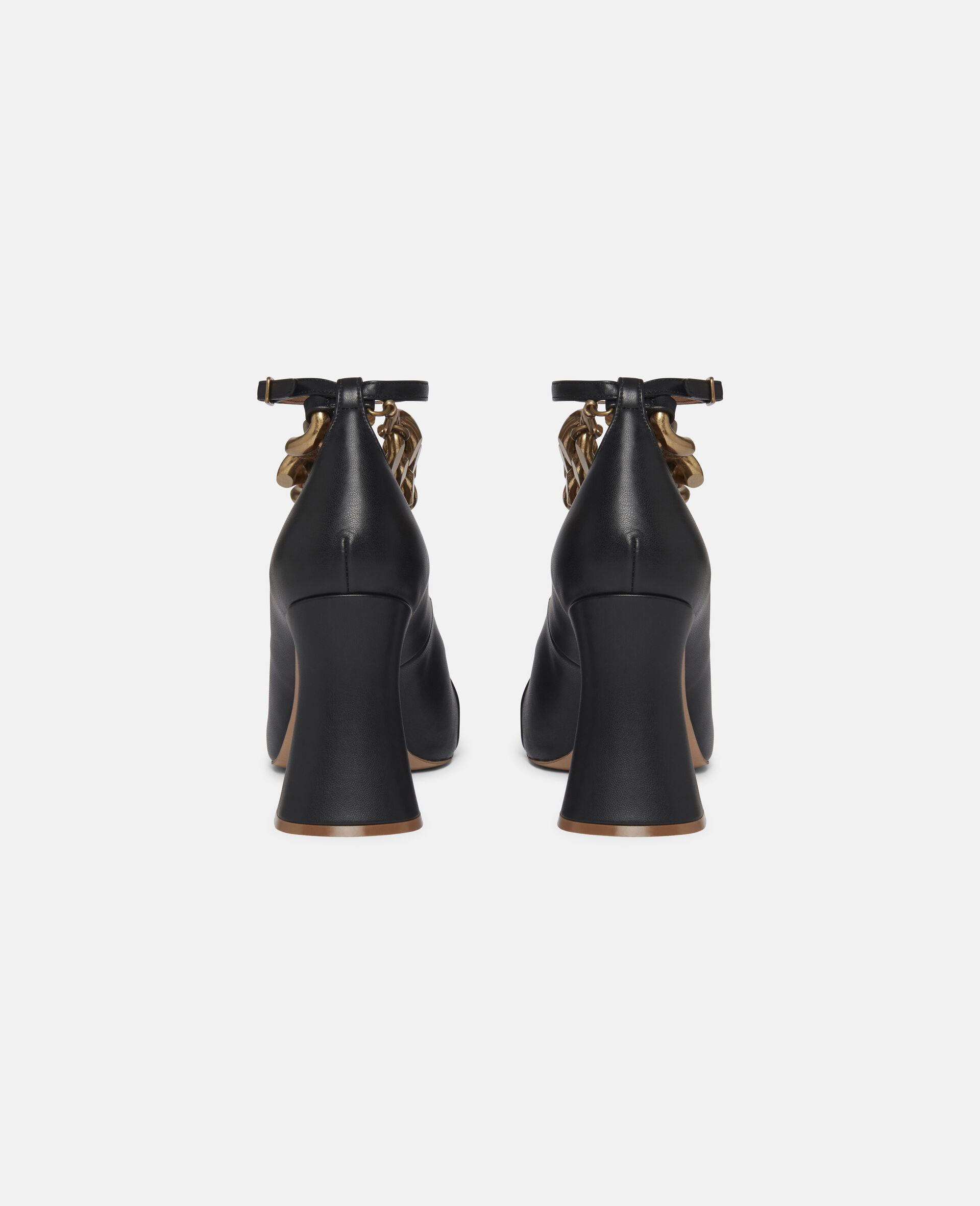 Duck City Pumps-Black-large image number 2