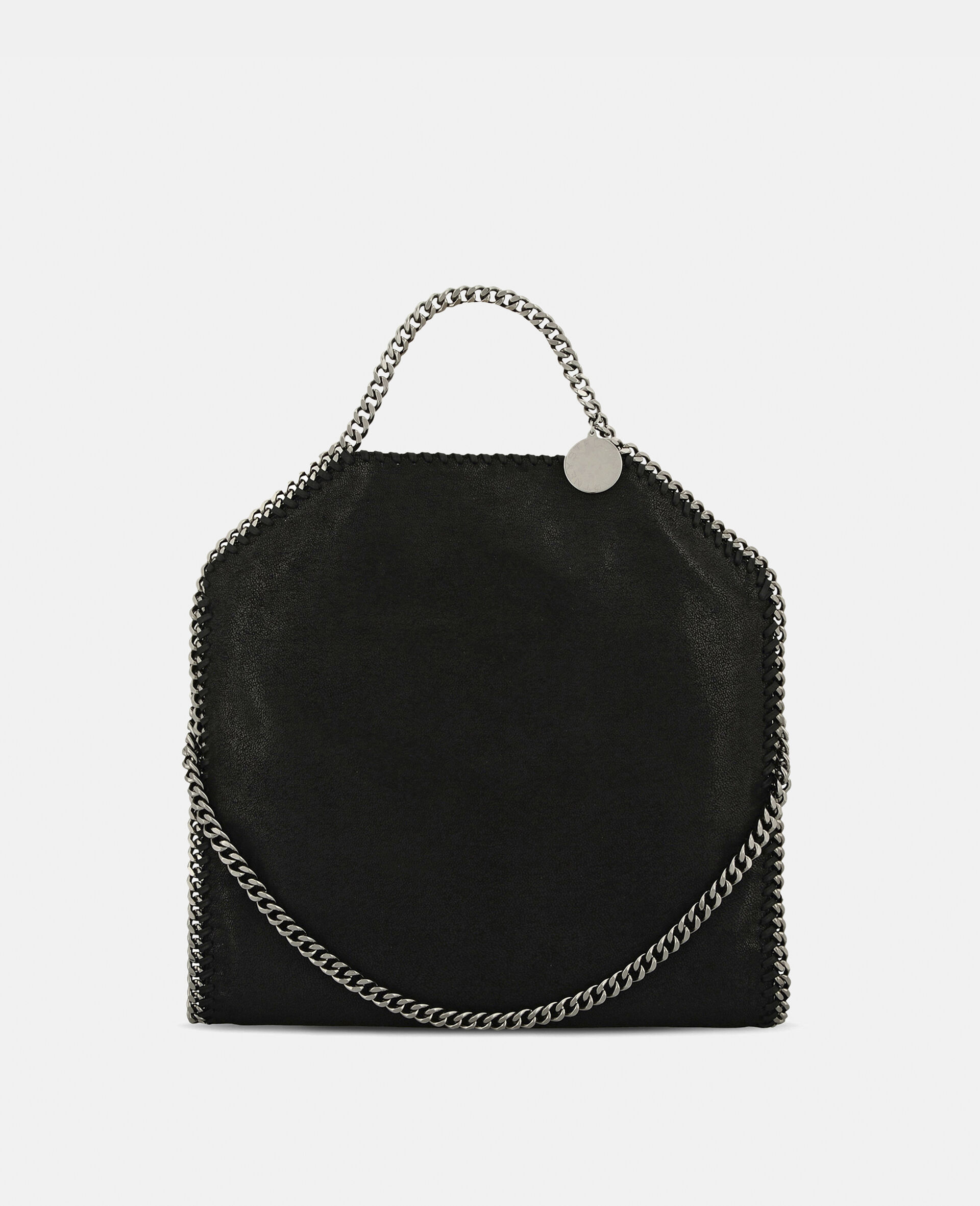 Falabella Fold-Over Tote-Black-large image number 0