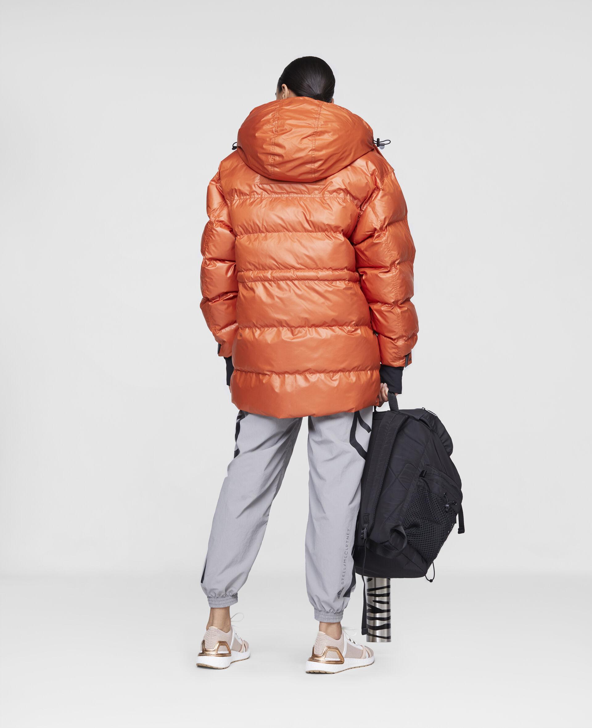 Training Mid Puffer Jacket-Orange-large image number 2