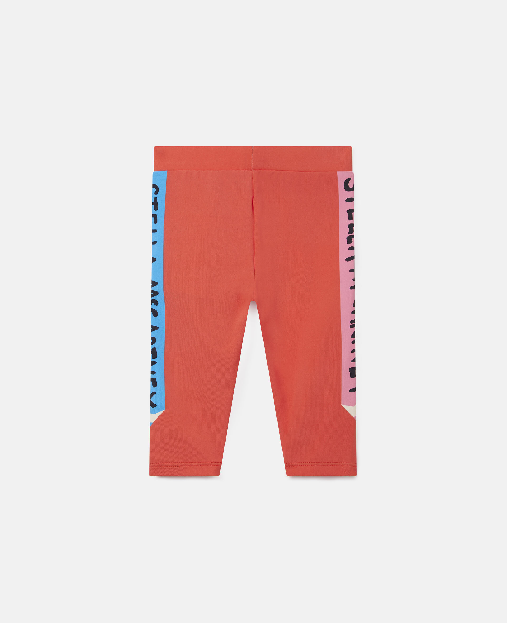 Legging motif crayons Stella-Rouge-large image number 3