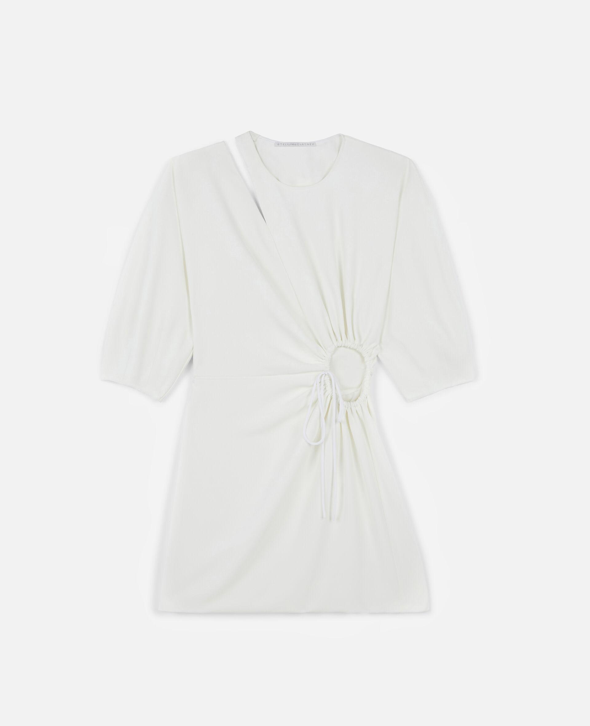Minikleid Alison-Weiß-large image number 0