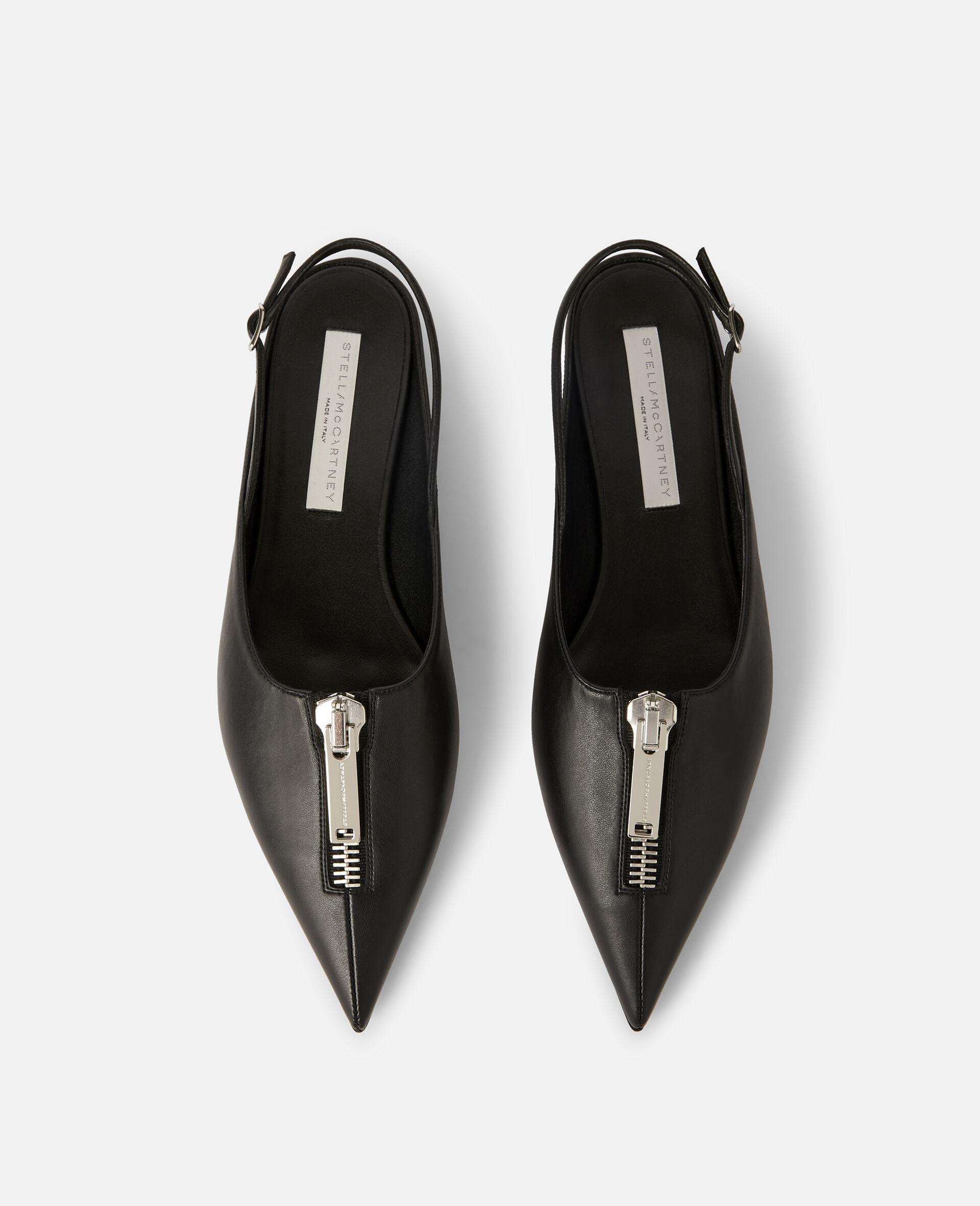 Zipit 平底鞋-黑色-large image number 3