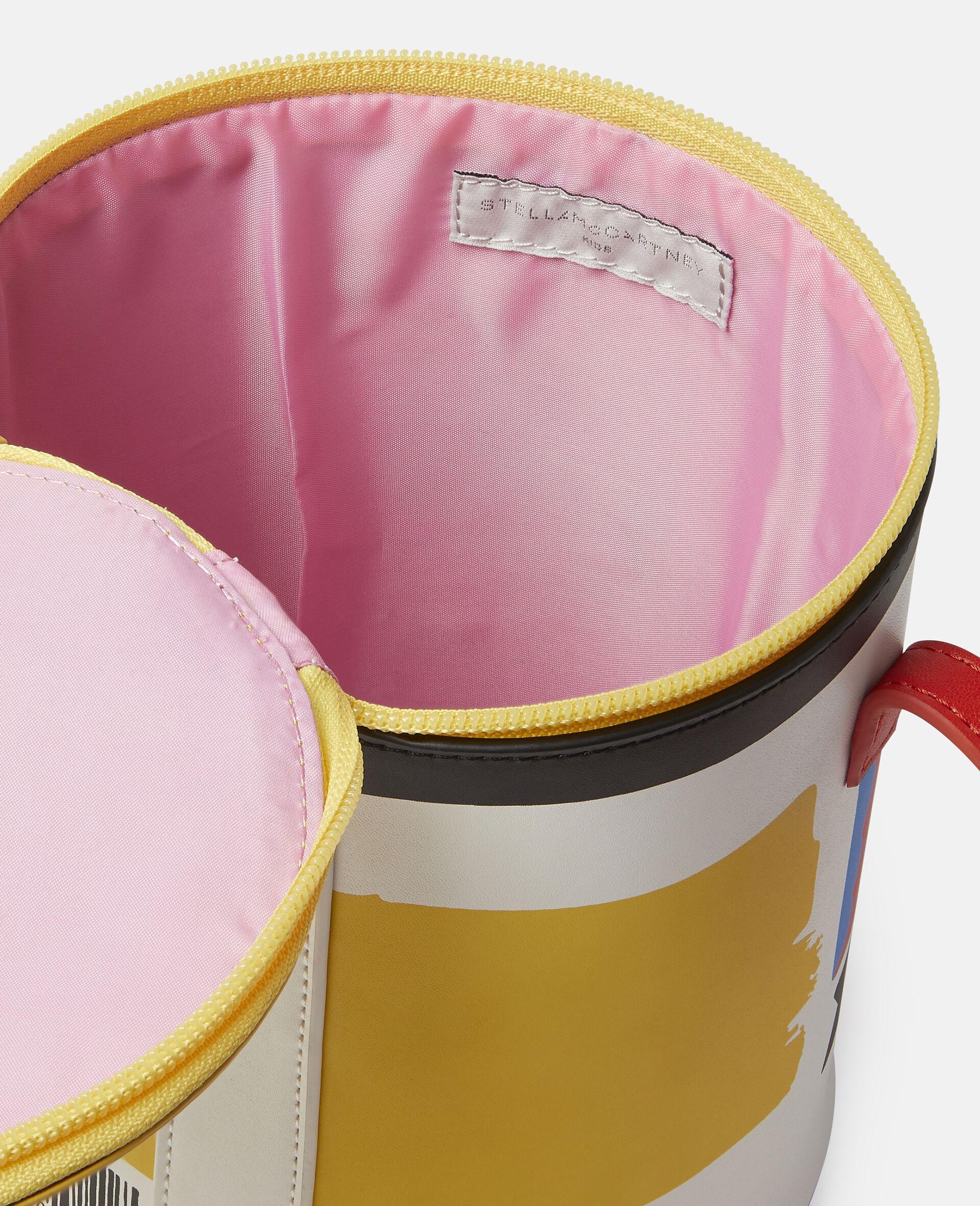 Paint Can Alter Mat Shoulder Bag-Multicolour-large image number 2